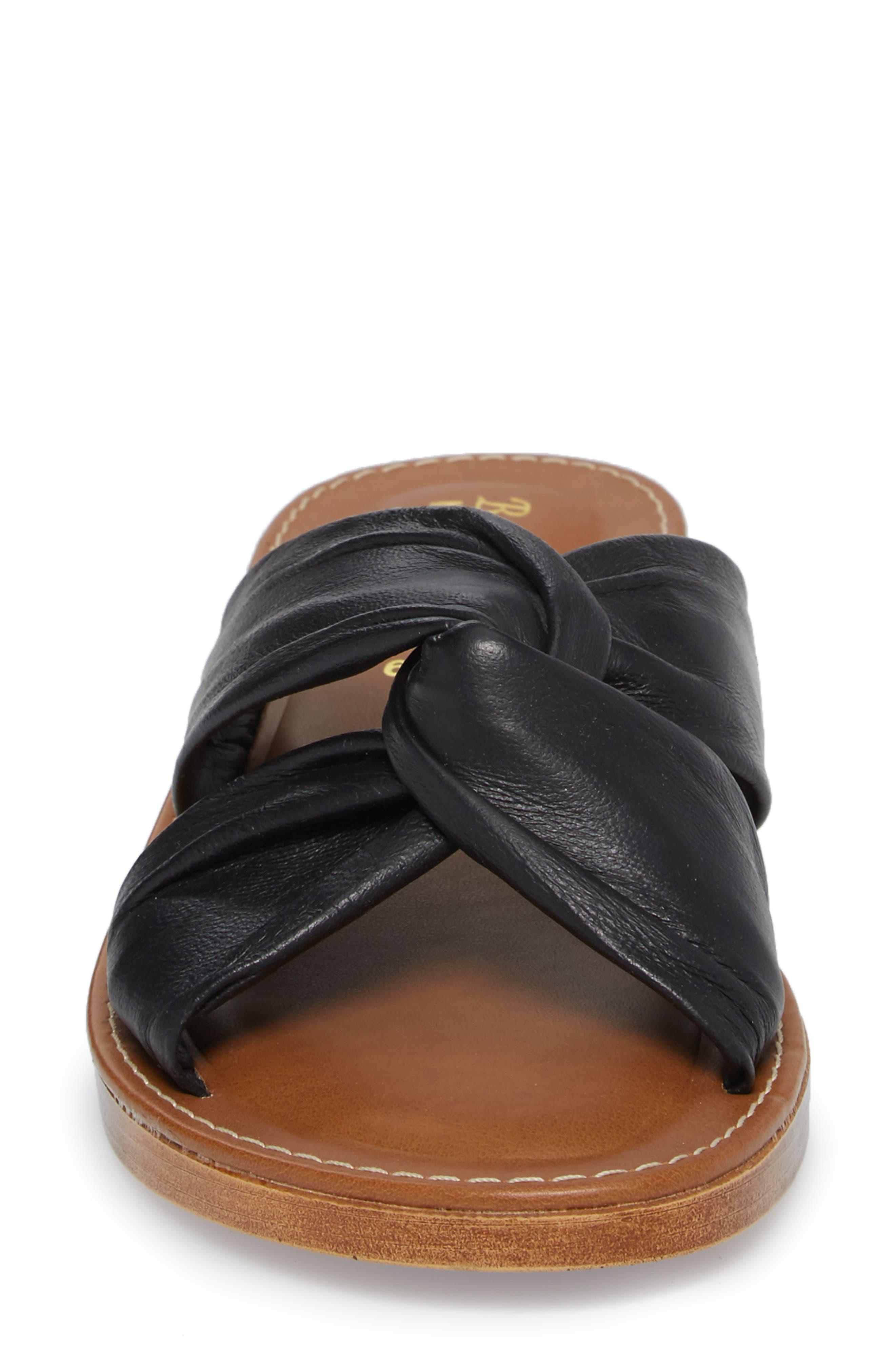 Noa Slide Sandal,                             Alternate thumbnail 4, color,                             001
