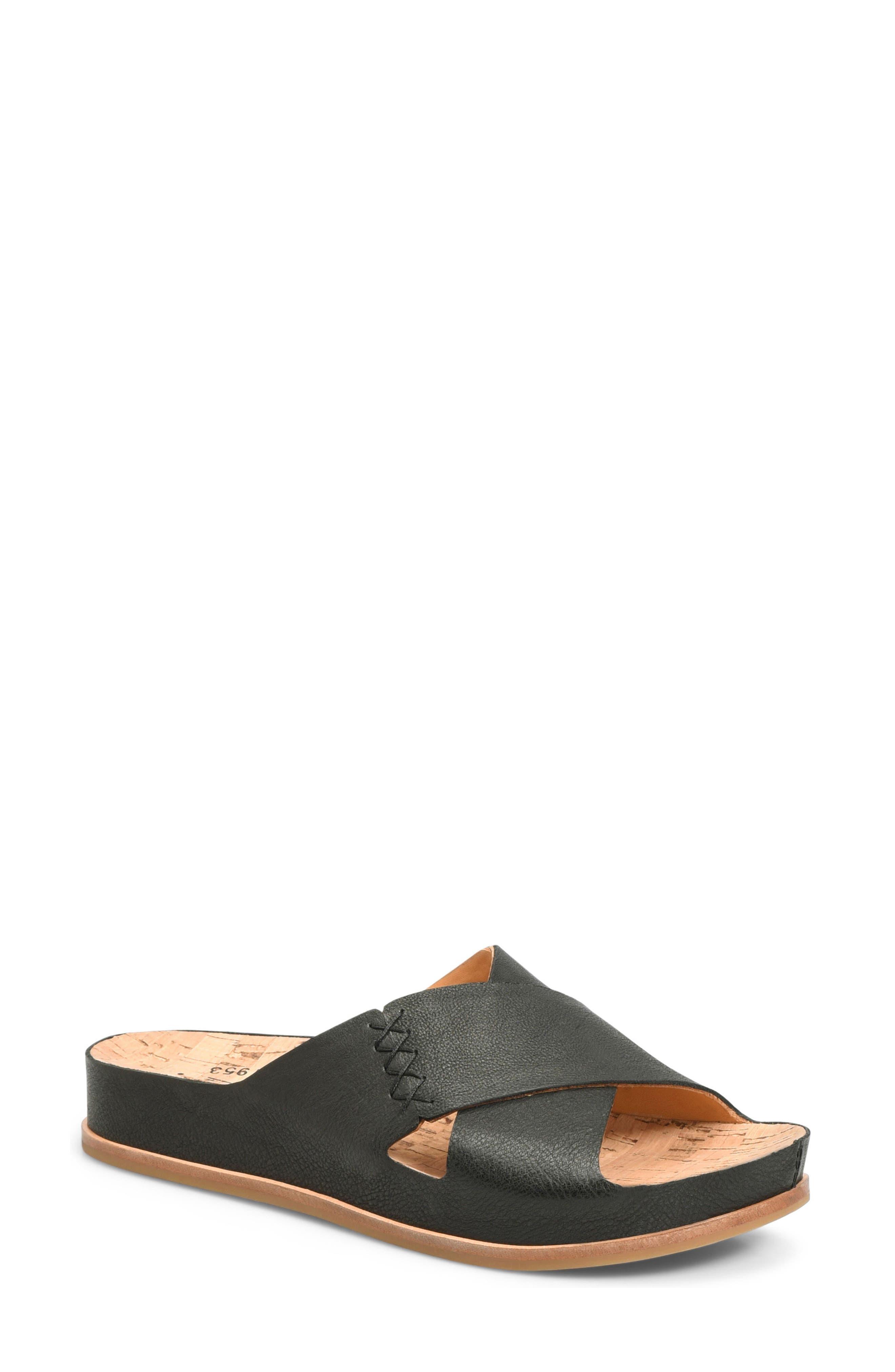 Amboy Slide Sandal,                             Main thumbnail 1, color,                             001