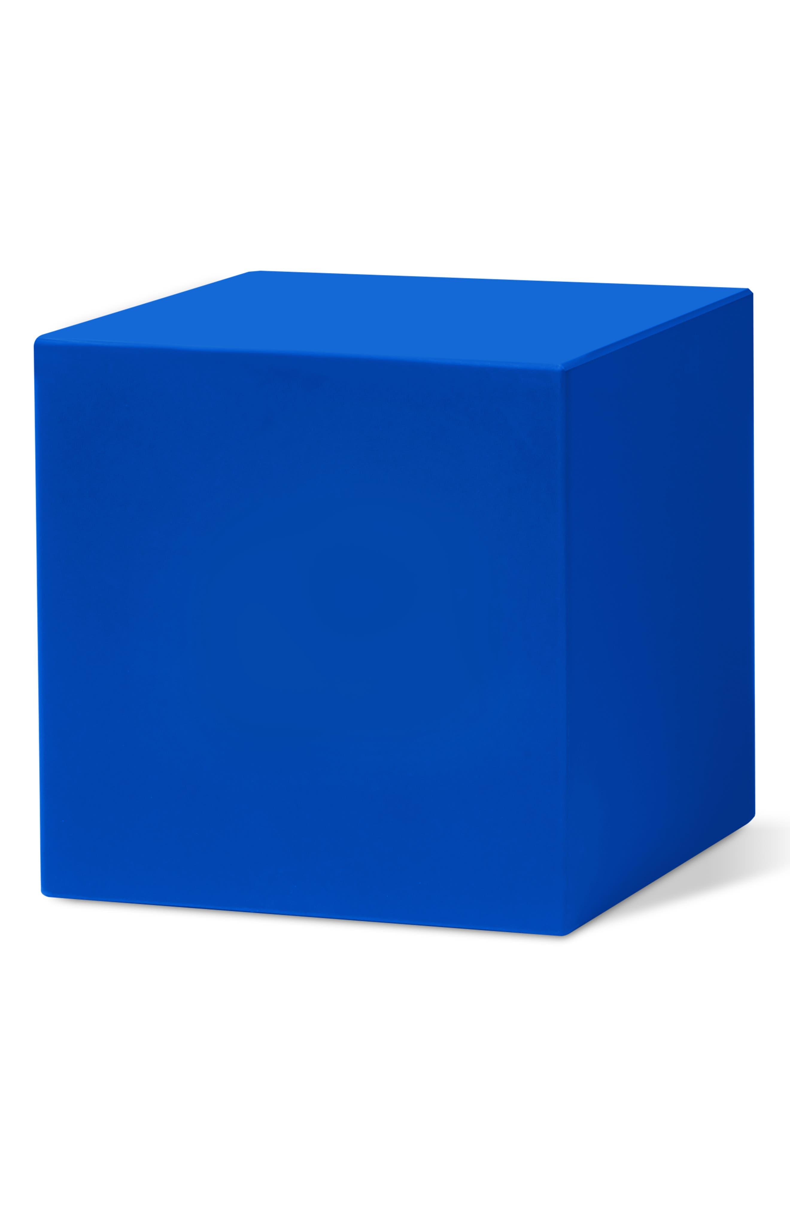 Color Cube Clock,                             Alternate thumbnail 6, color,                             001