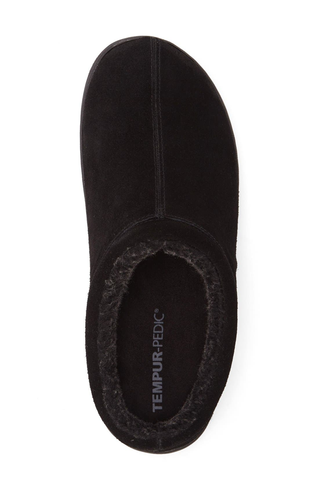 Arlow Slipper,                             Alternate thumbnail 3, color,                             BLACK