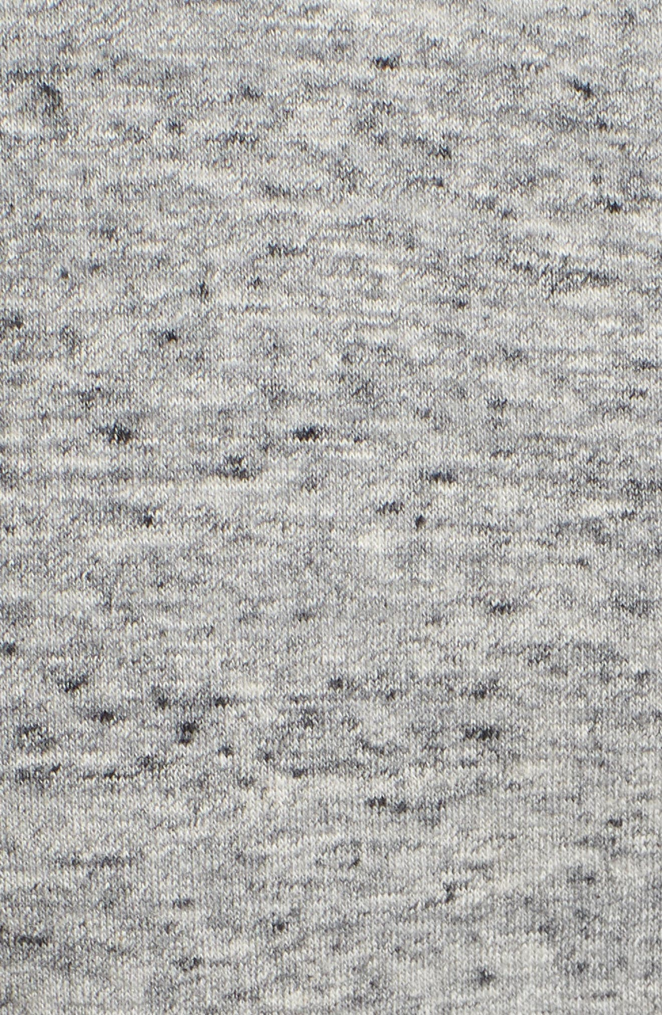 Velvet Tie A-Line Dress,                             Alternate thumbnail 7, color,                             020