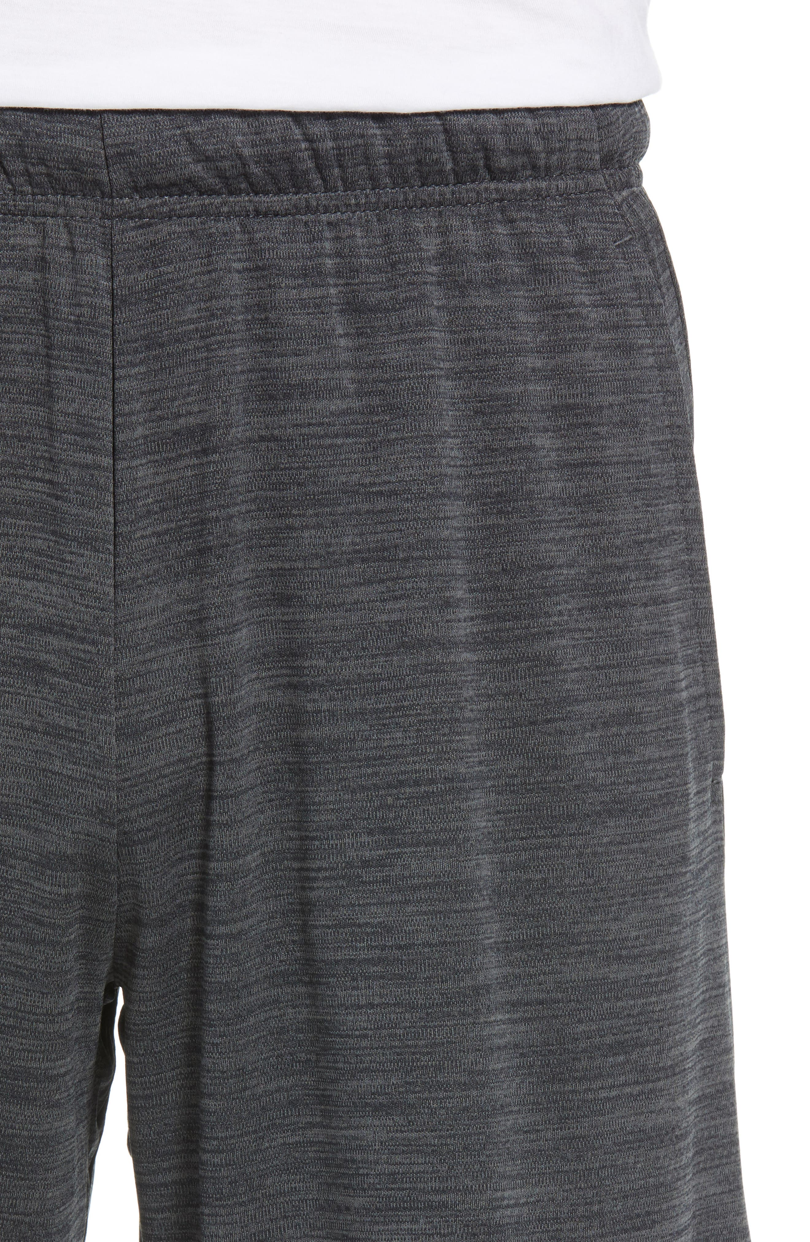 Dry Training Shorts,                             Alternate thumbnail 4, color,                             BLACK