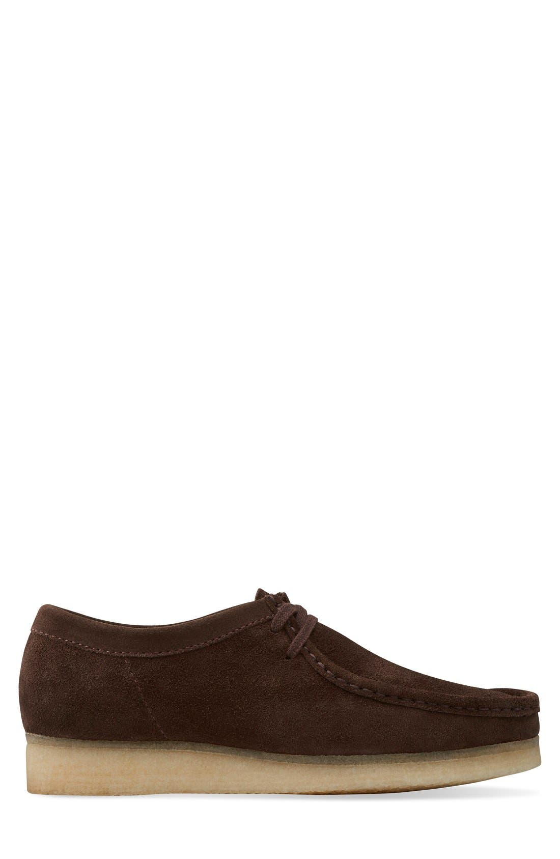 'Wallabee' Moc Toe Derby (Online Only),                             Alternate thumbnail 22, color,