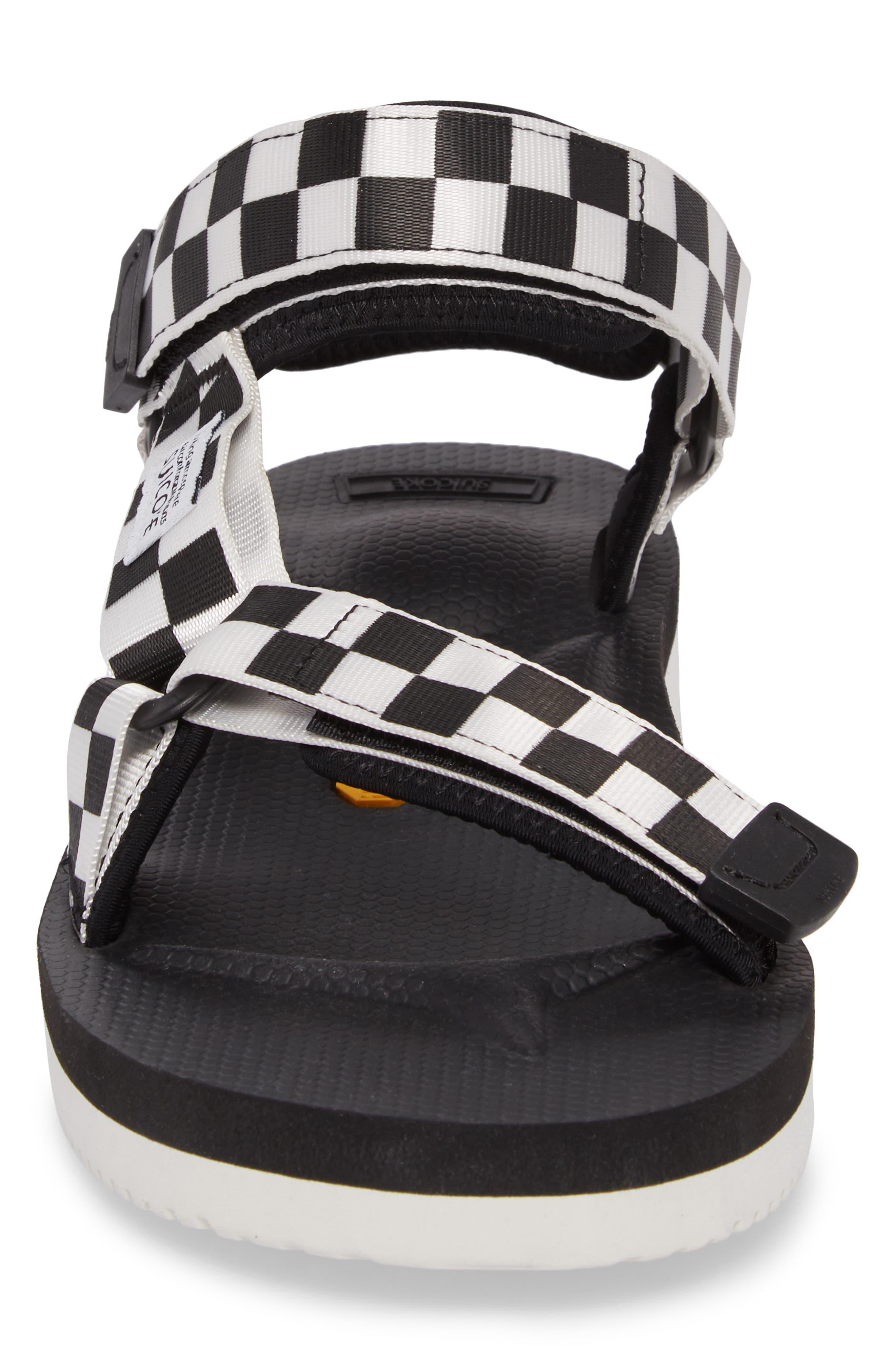Depa Sport Sandal,                             Alternate thumbnail 4, color,                             BLACK