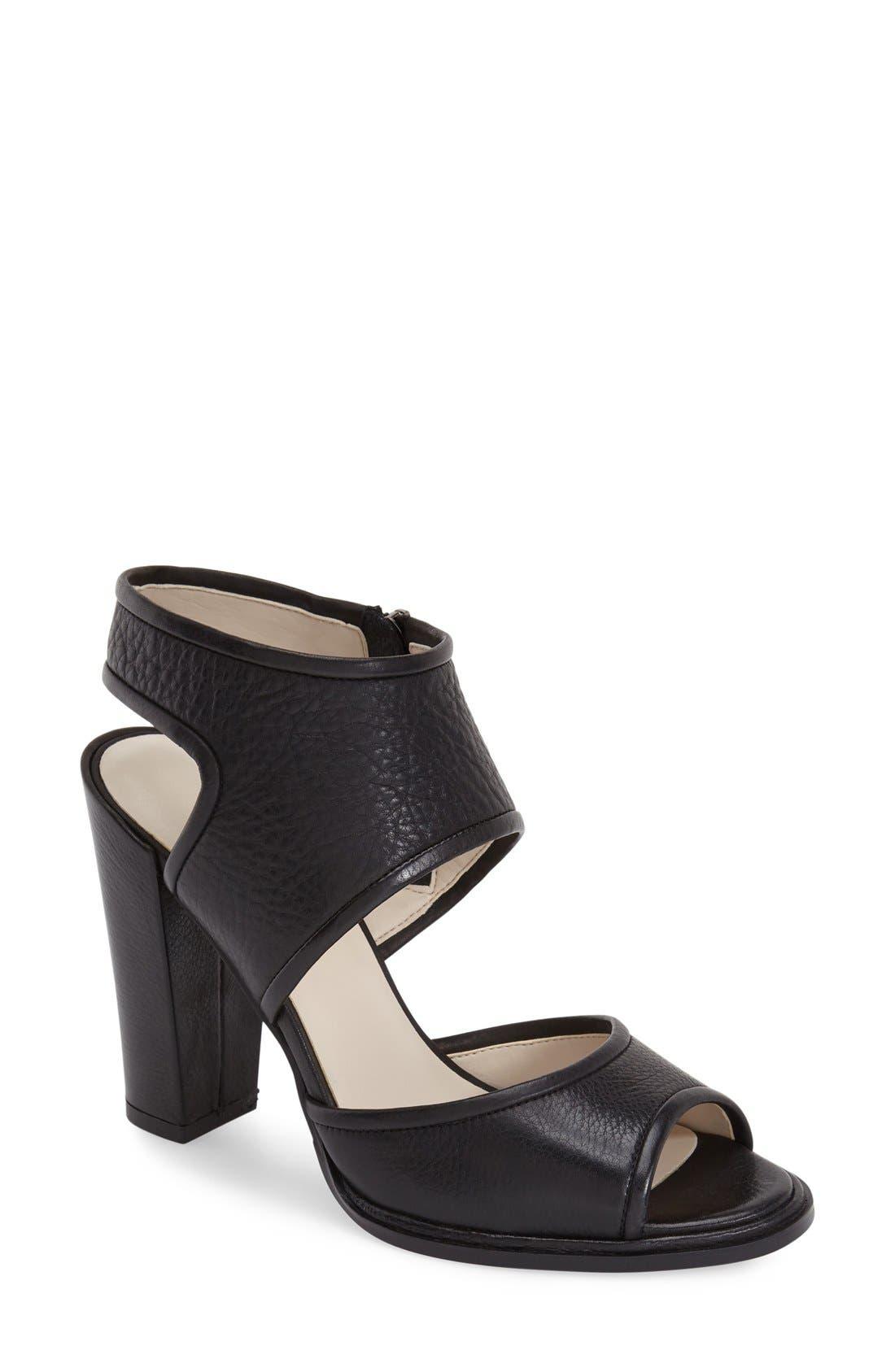 'Stacy' Sandal,                         Main,                         color, 002