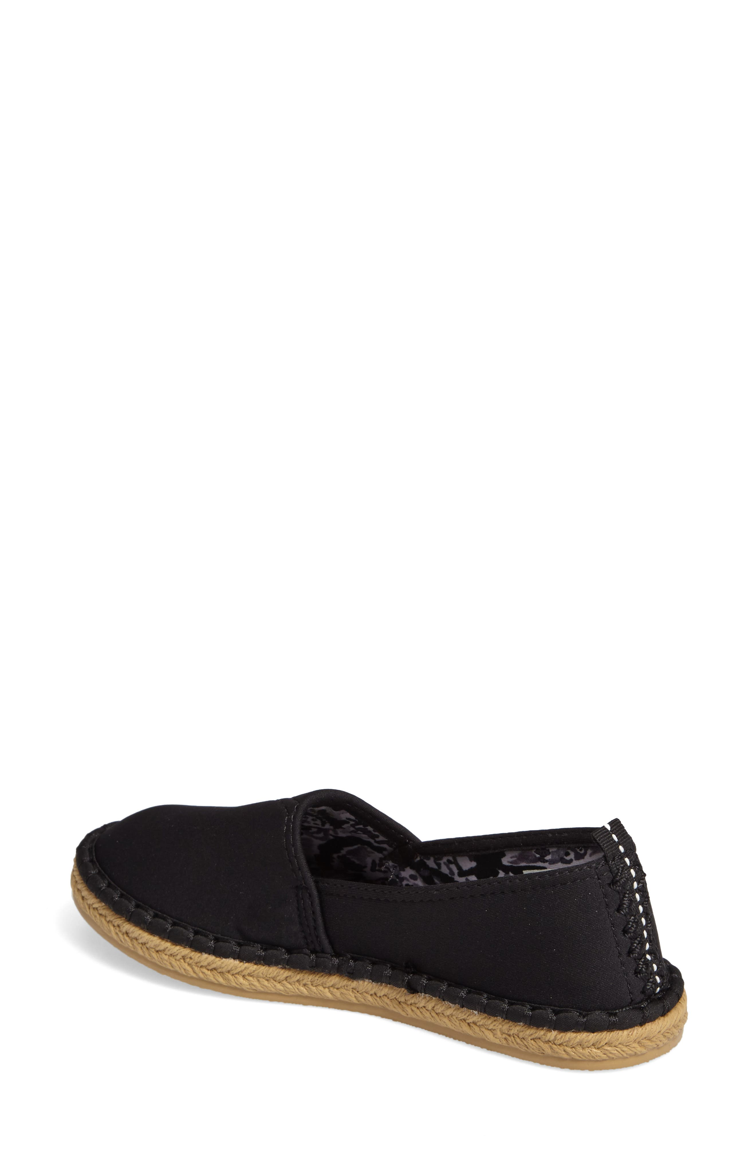 Eton Espadrille Flat,                             Alternate thumbnail 8, color,