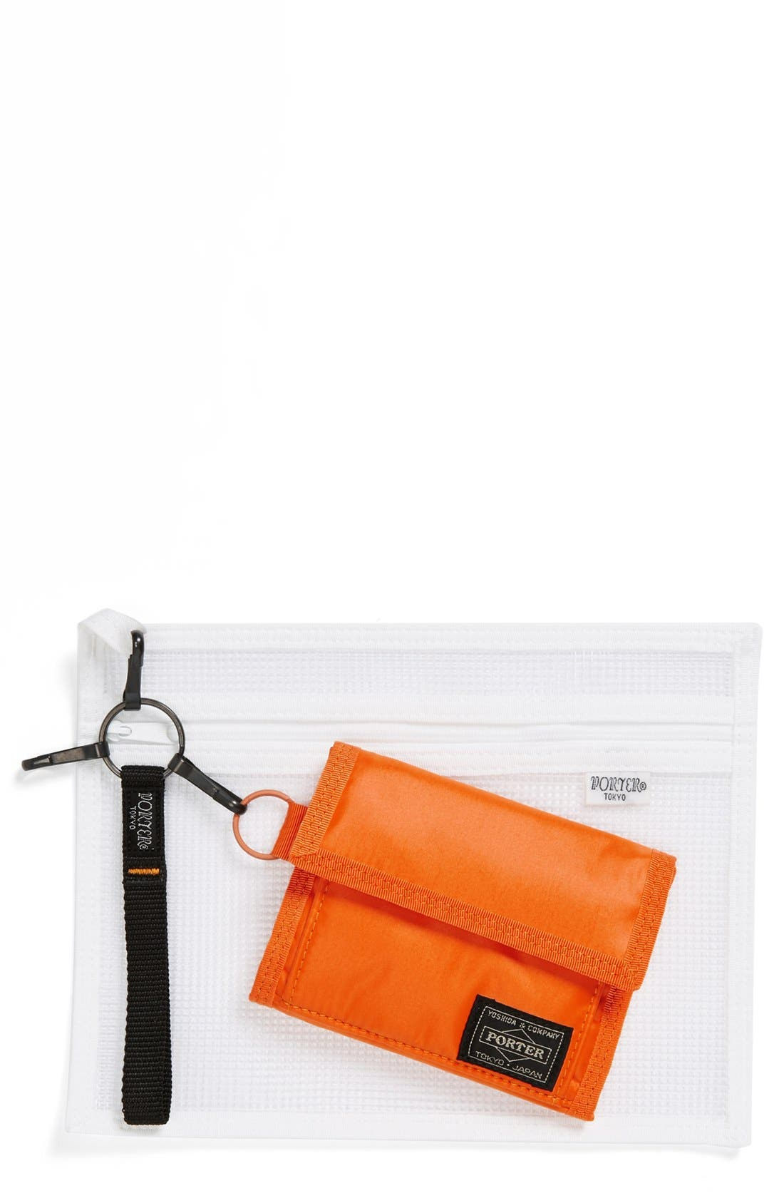 'Capsule' Wallet, Main, color, 800