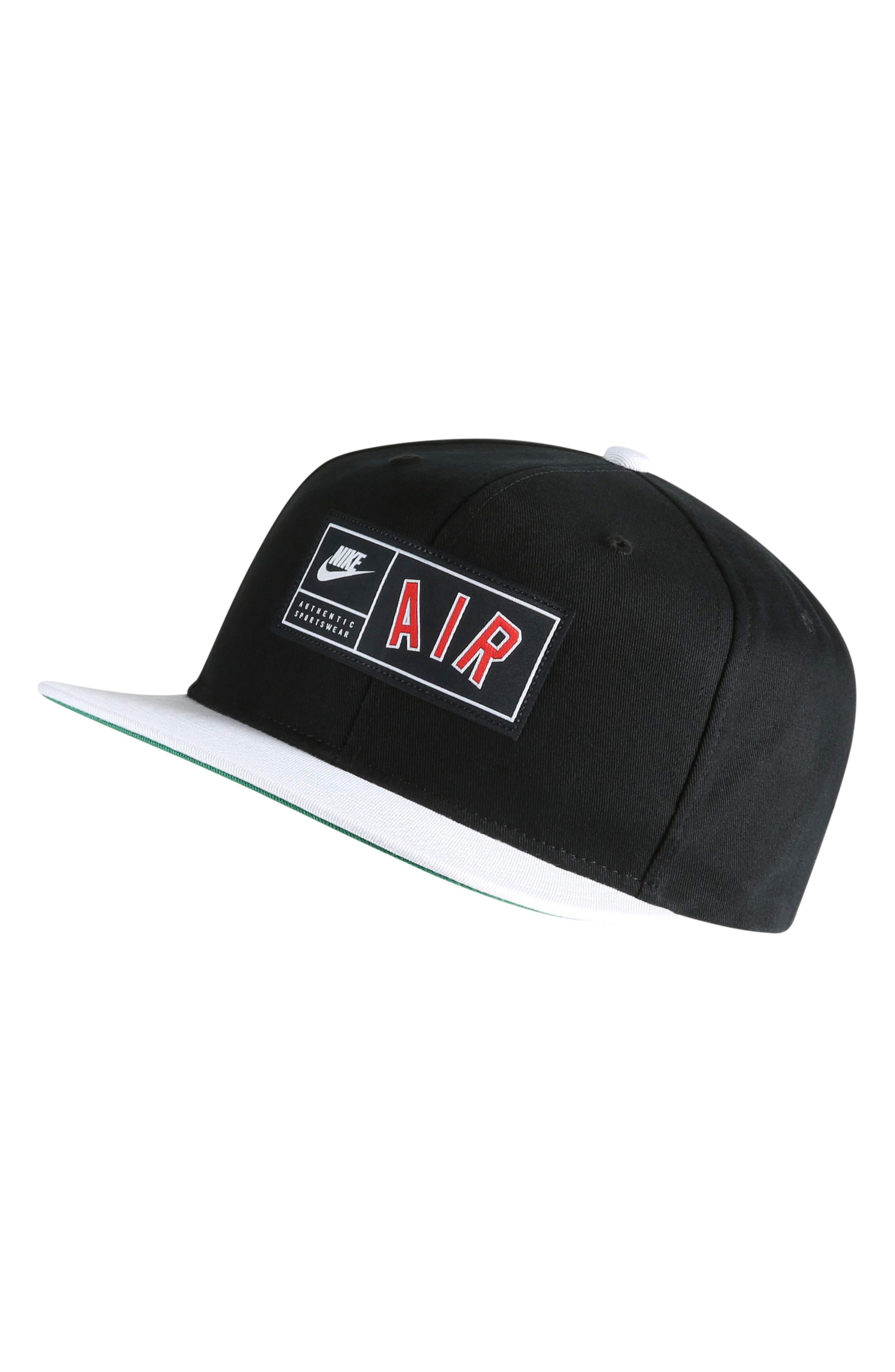 NIKE Air Pro Cap, Main, color, BLACK