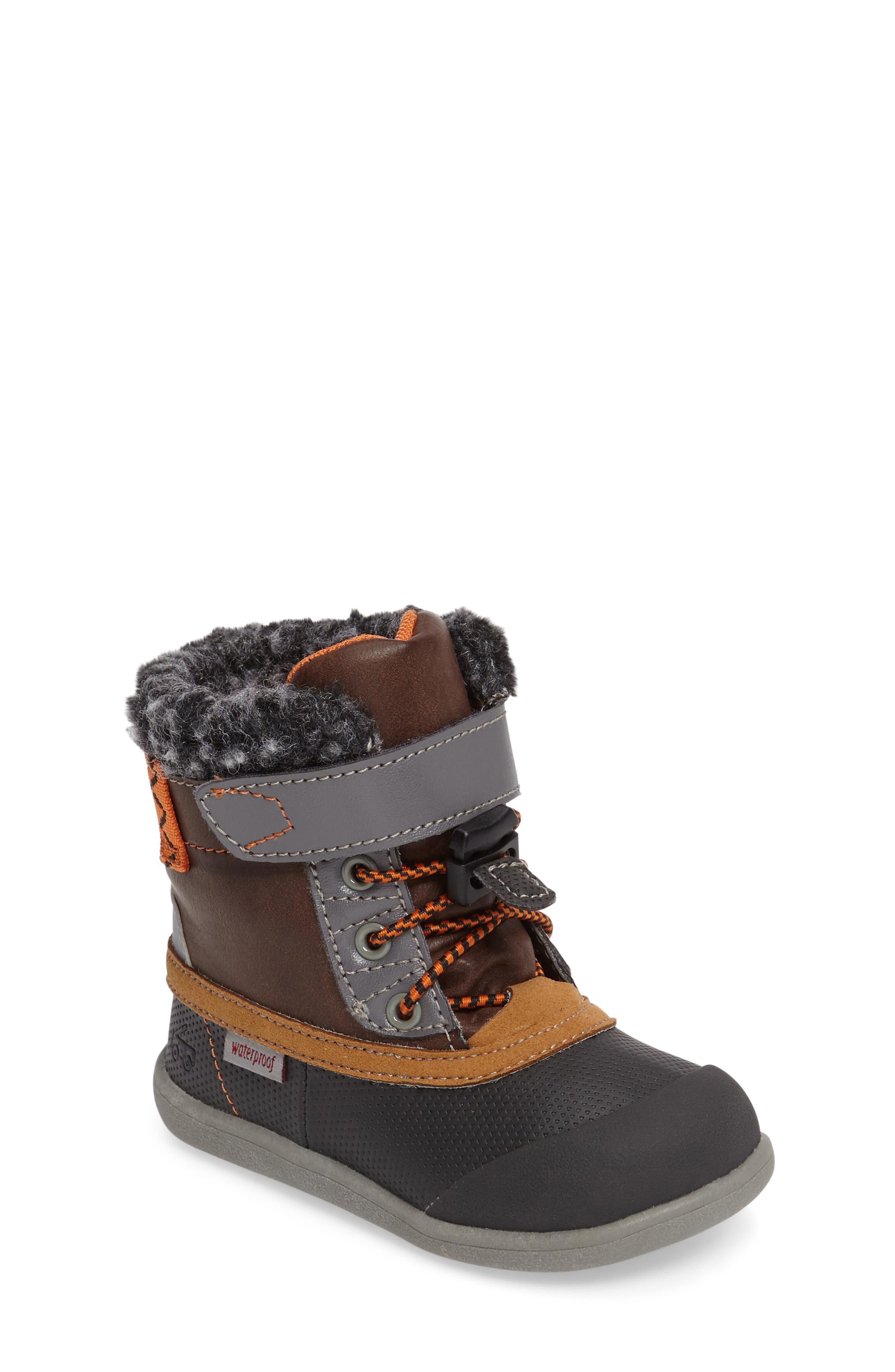 Jack Waterproof Boot,                         Main,                         color, 200