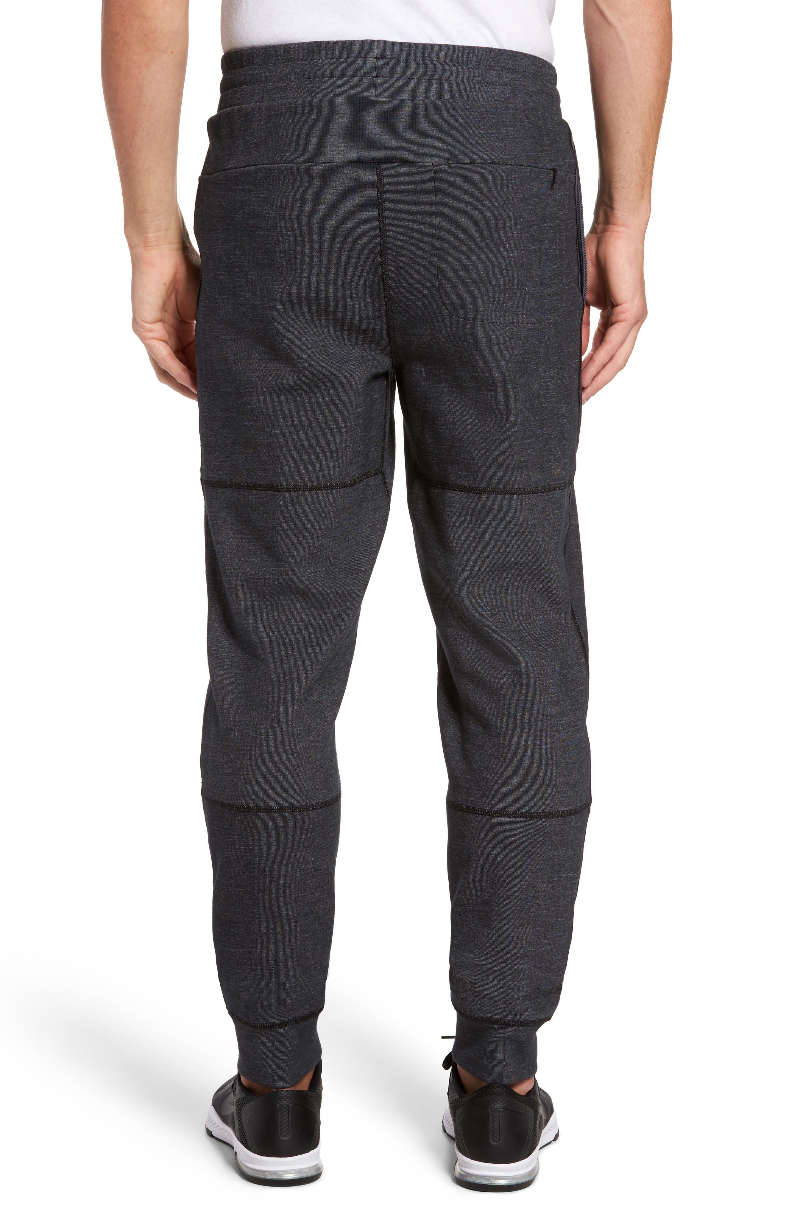 Slim Fit Fusion Jogger Pants,                             Alternate thumbnail 2, color,                             001