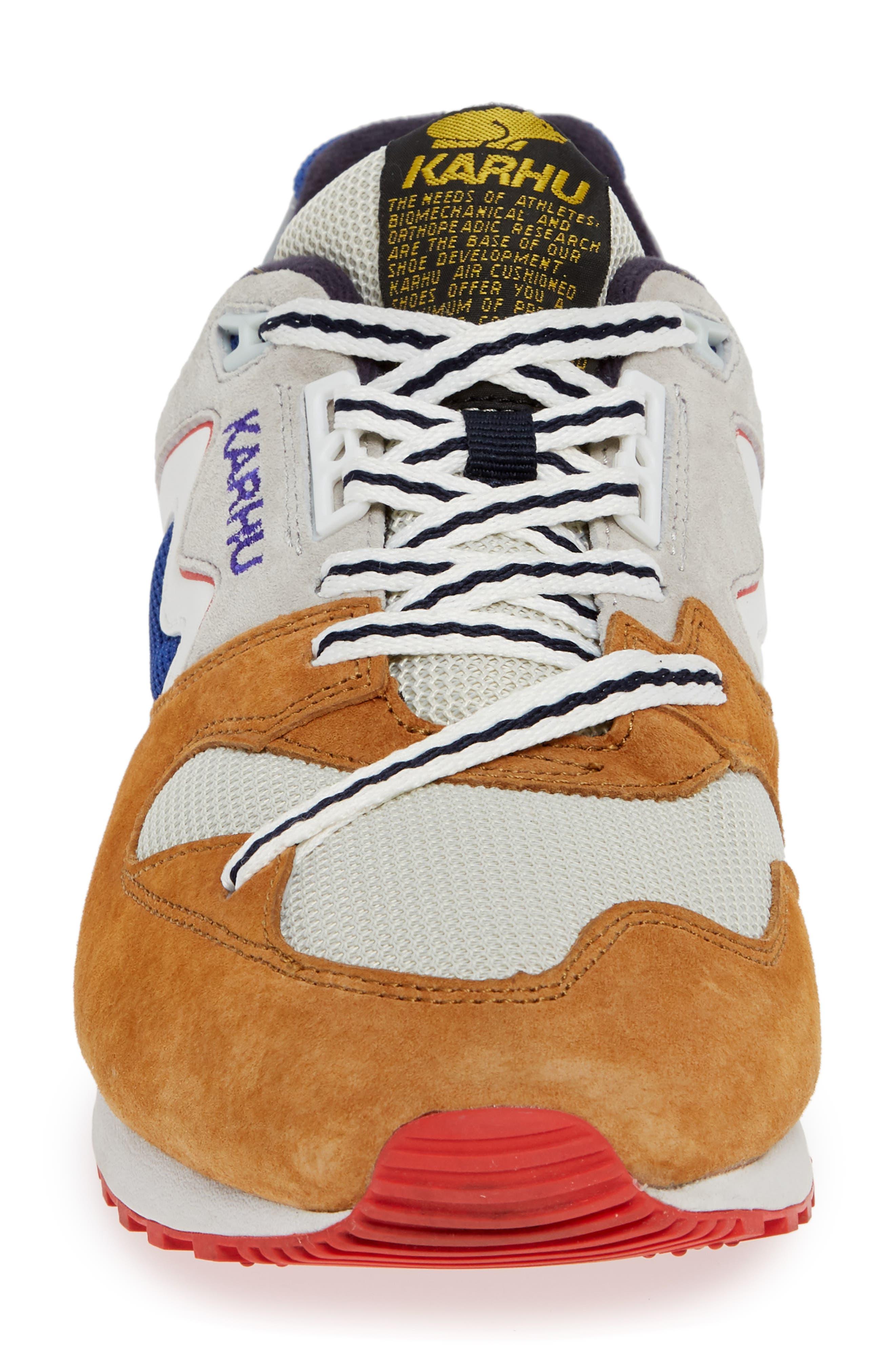 Synchron Classic Sneaker,                             Alternate thumbnail 4, color,                             OG GREY