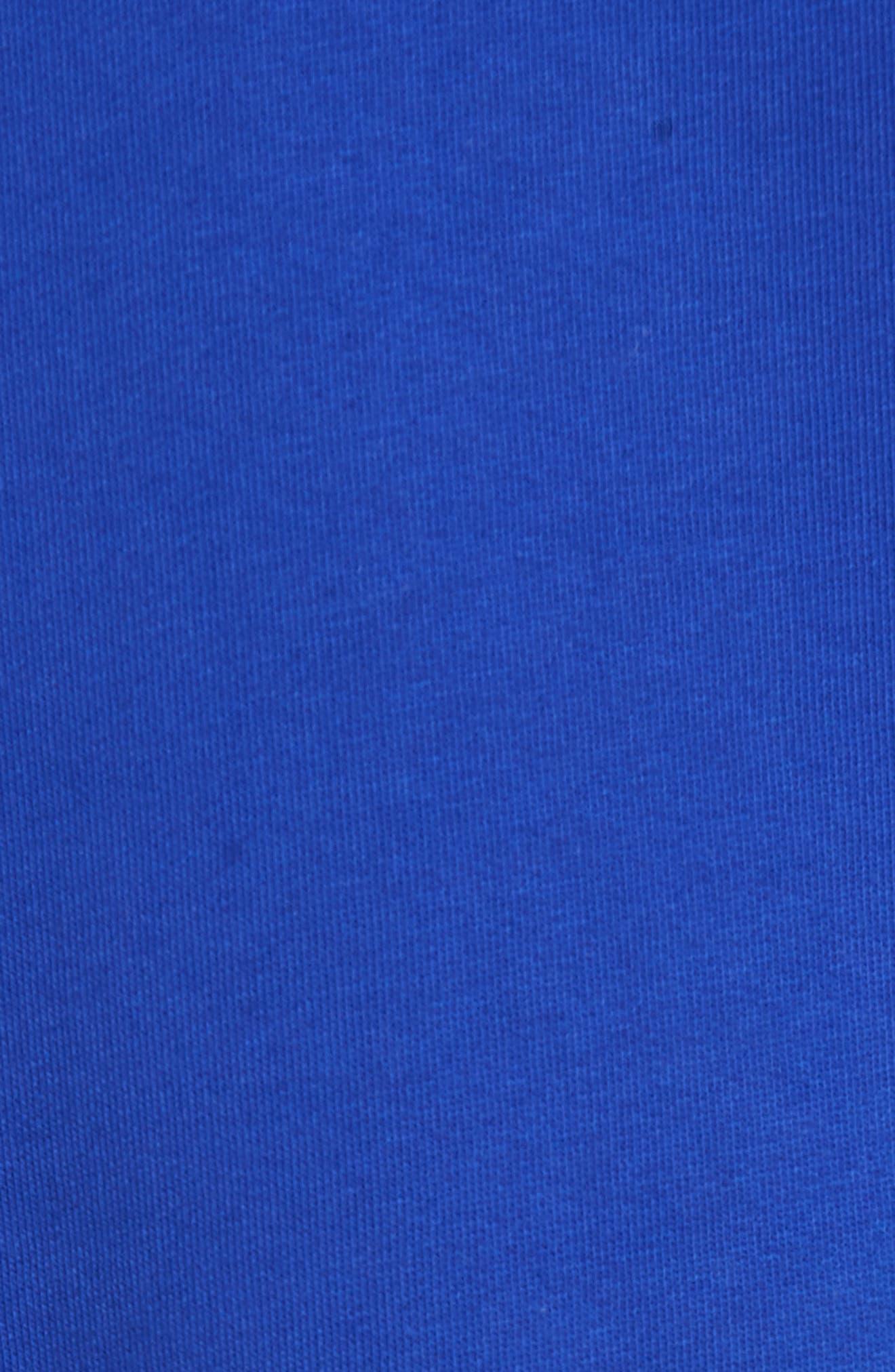 Sport Cotton Blend Hoodie,                             Alternate thumbnail 22, color,