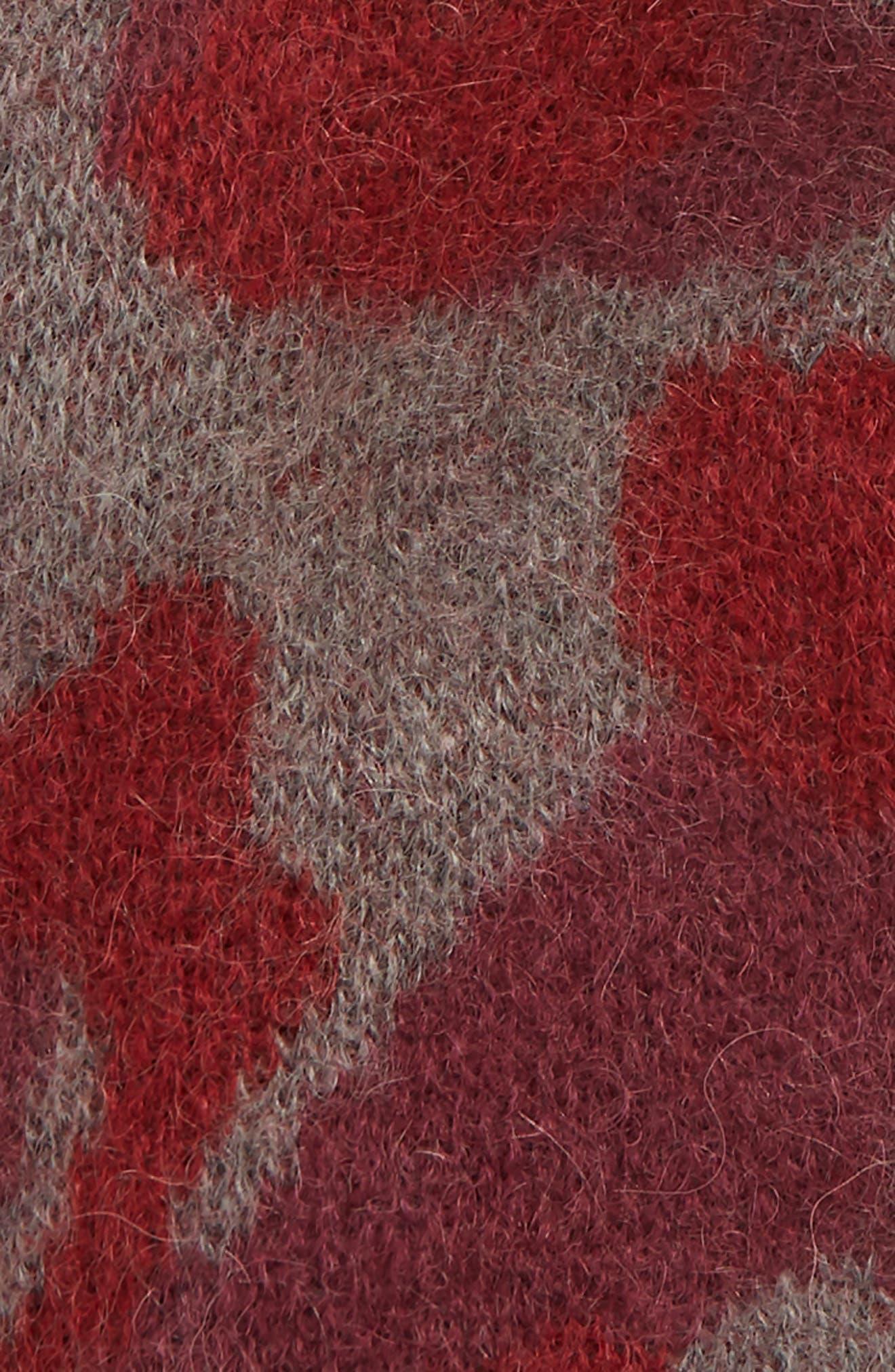 Leopard Beanie,                             Alternate thumbnail 2, color,                             600