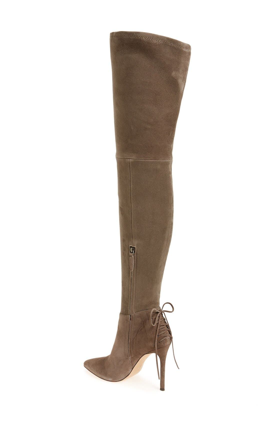 'Caterina' Over the Knee Boot,                             Alternate thumbnail 19, color,