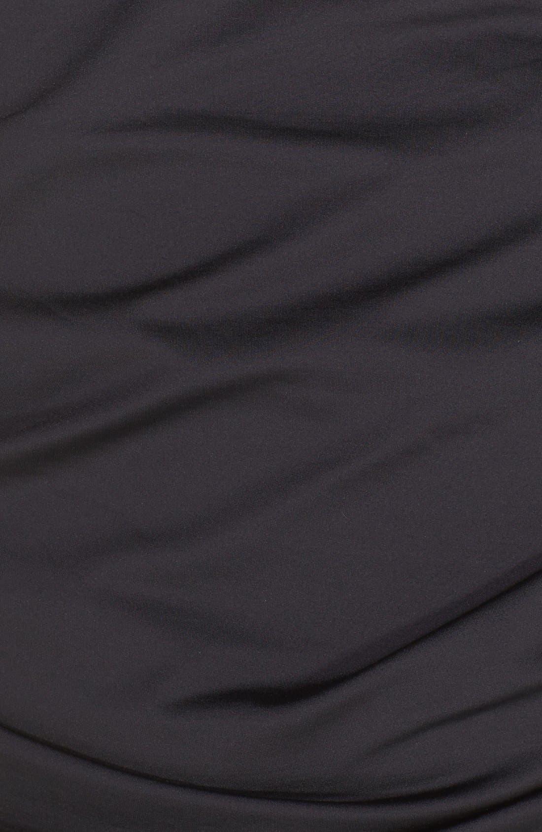 'Versailles' Underwire Tankini Top,                             Alternate thumbnail 9, color,