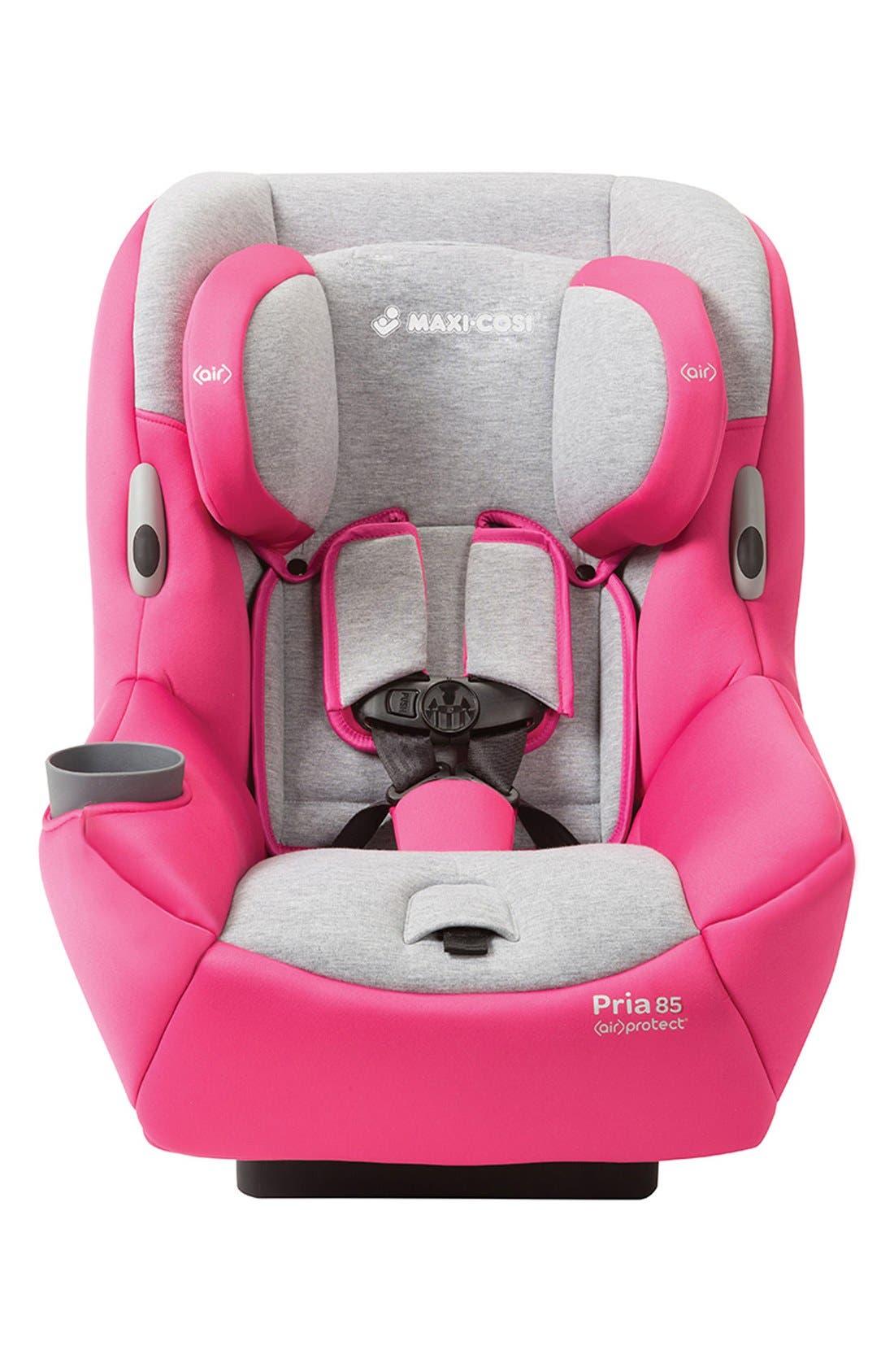 Pria<sup>™</sup> 85 Car Seat,                         Main,                         color, PASSIONATE PINK