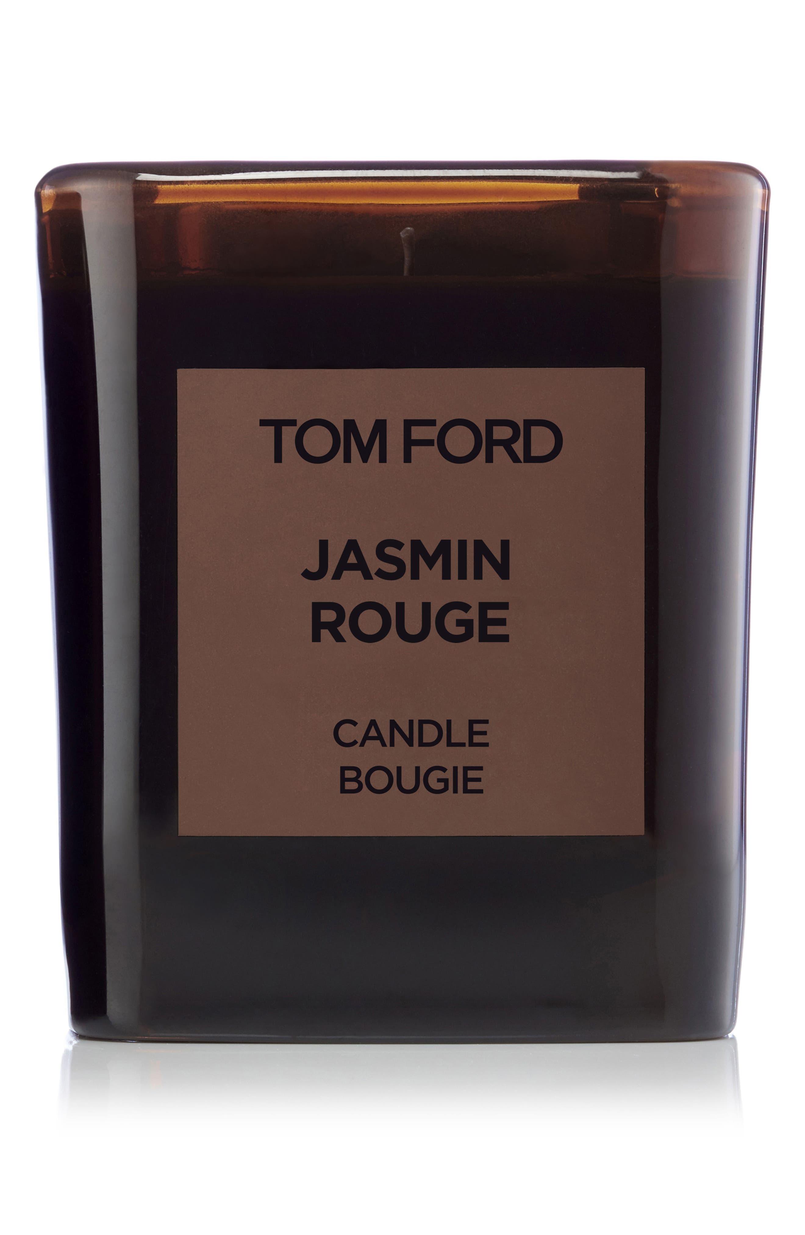 Jasmin Rouge Candle,                             Main thumbnail 1, color,                             NO COLOR