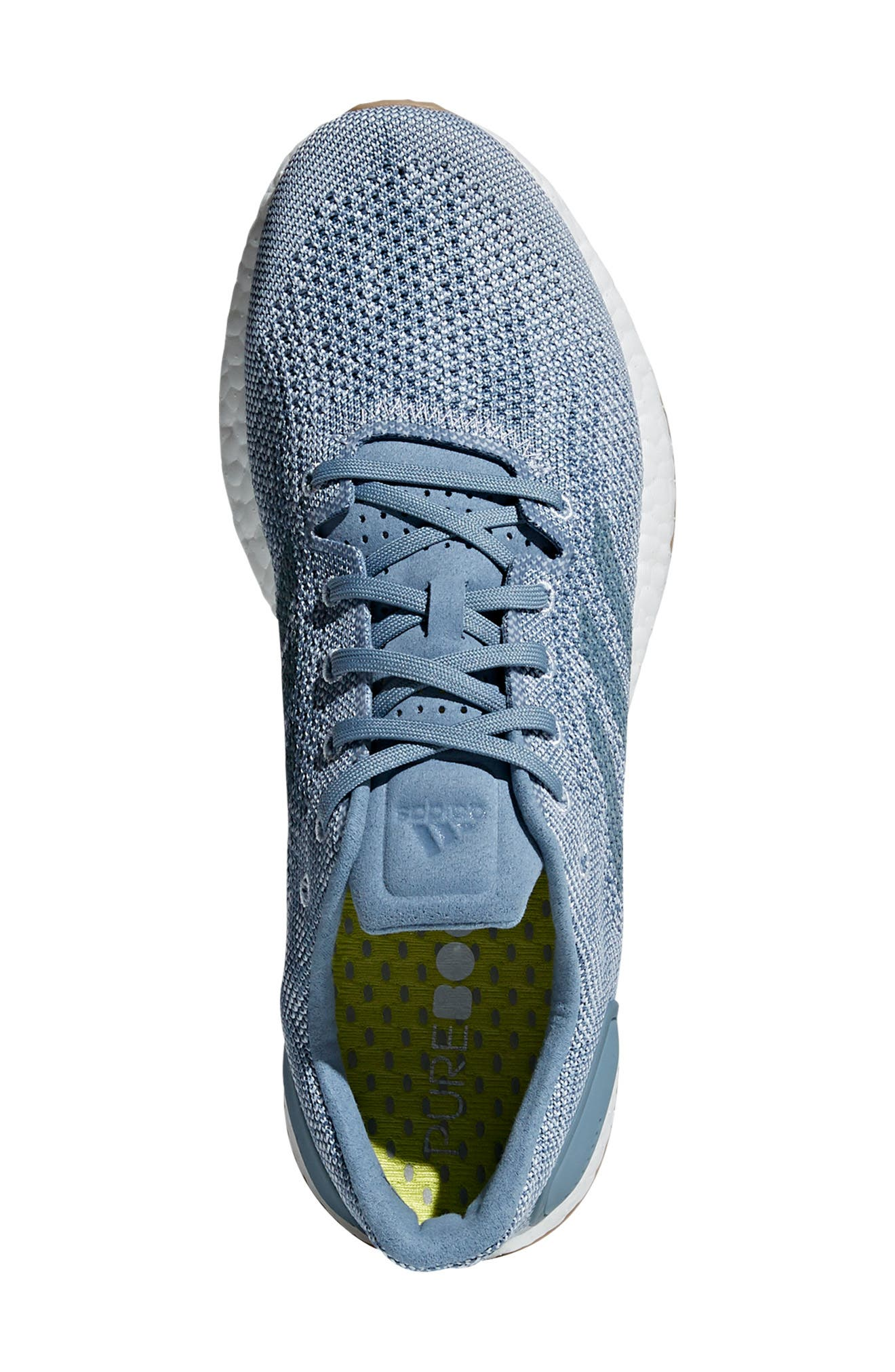 PureBoost DPR Running Shoe,                             Alternate thumbnail 4, color,                             360