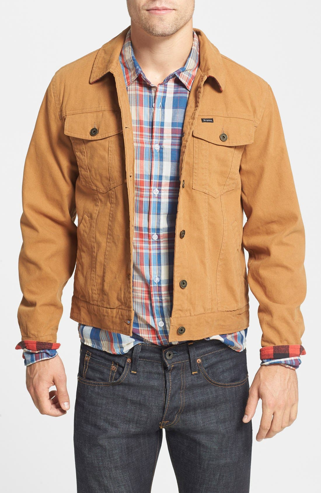 'Cable II' Jacket, Main, color, 244