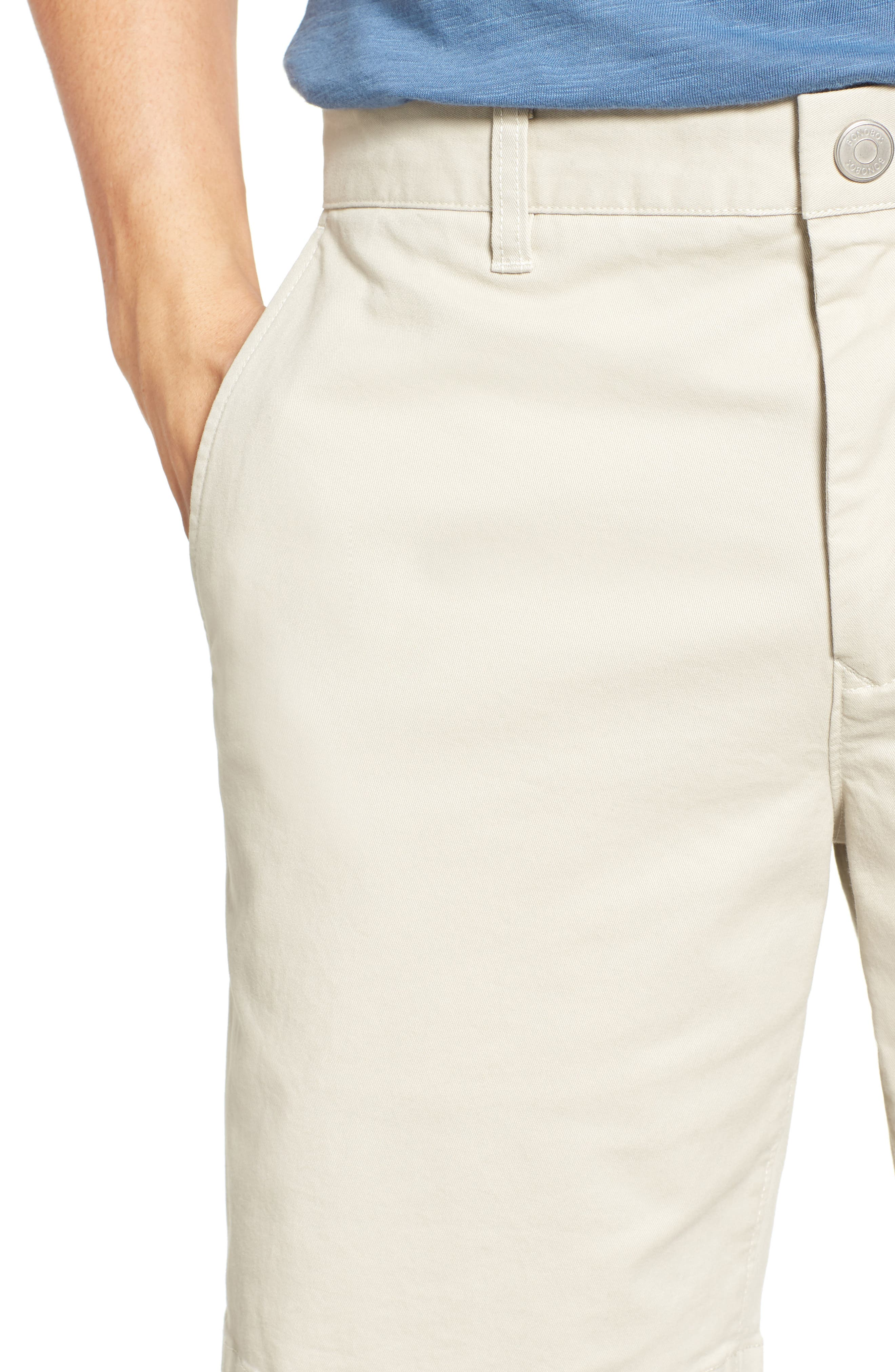 Stretch Washed Chino 7-Inch Shorts,                             Alternate thumbnail 83, color,