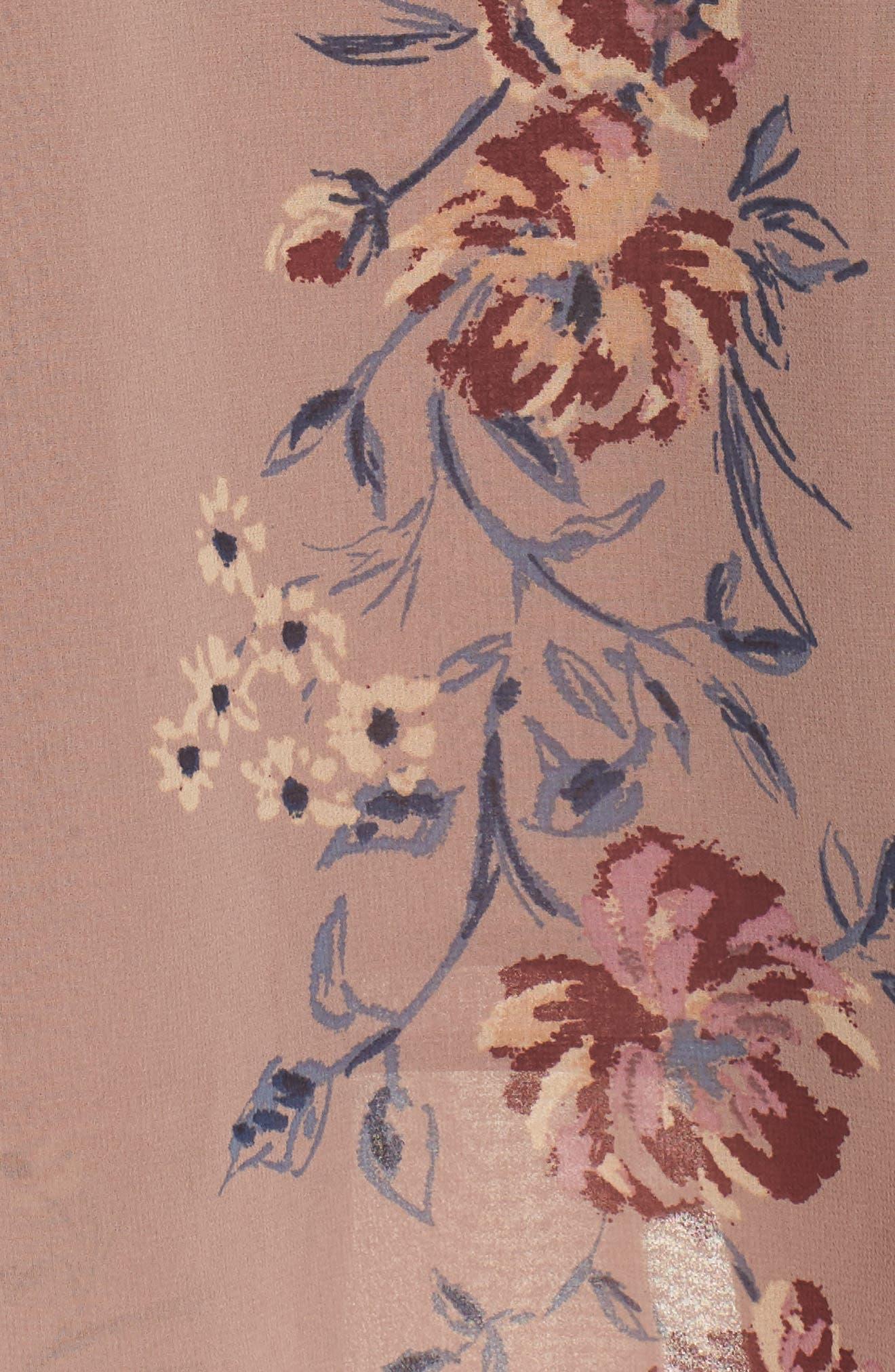 Tyra A-Line Dress,                             Alternate thumbnail 10, color,