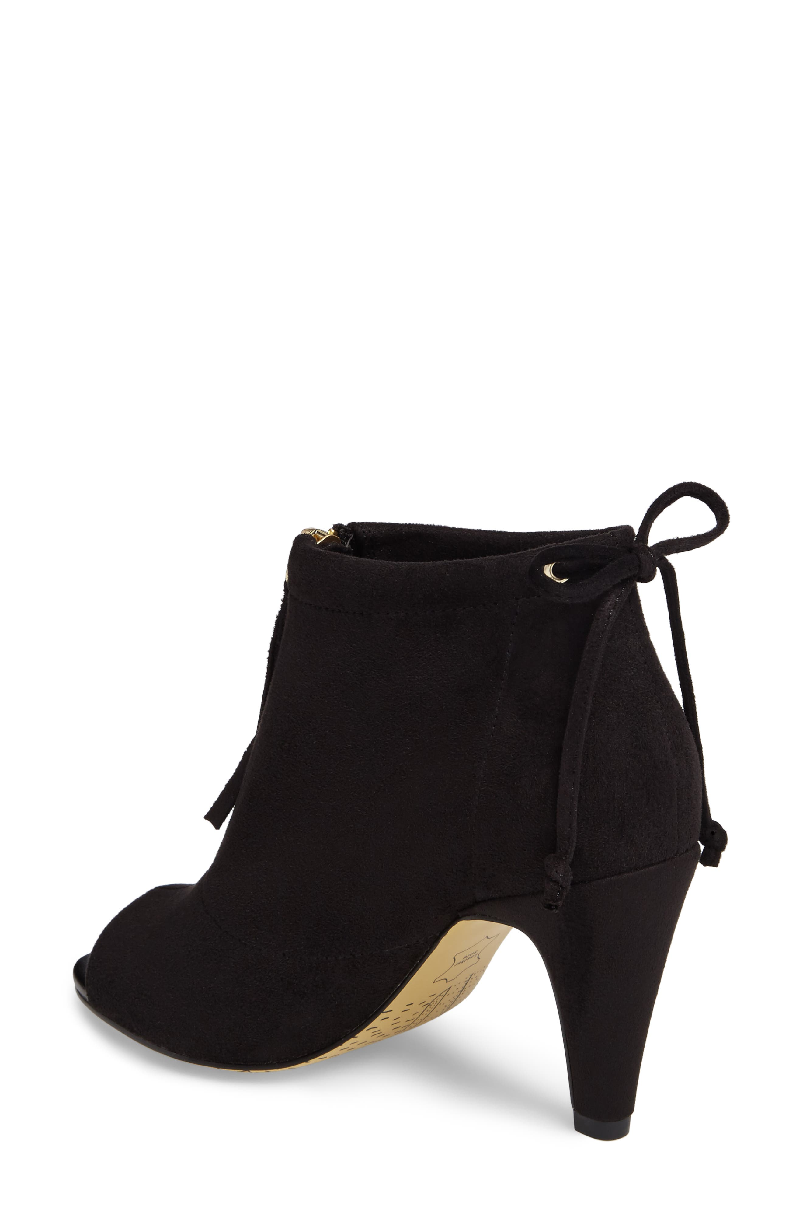 Nicky II Zip Front Bootie,                             Alternate thumbnail 2, color,                             018
