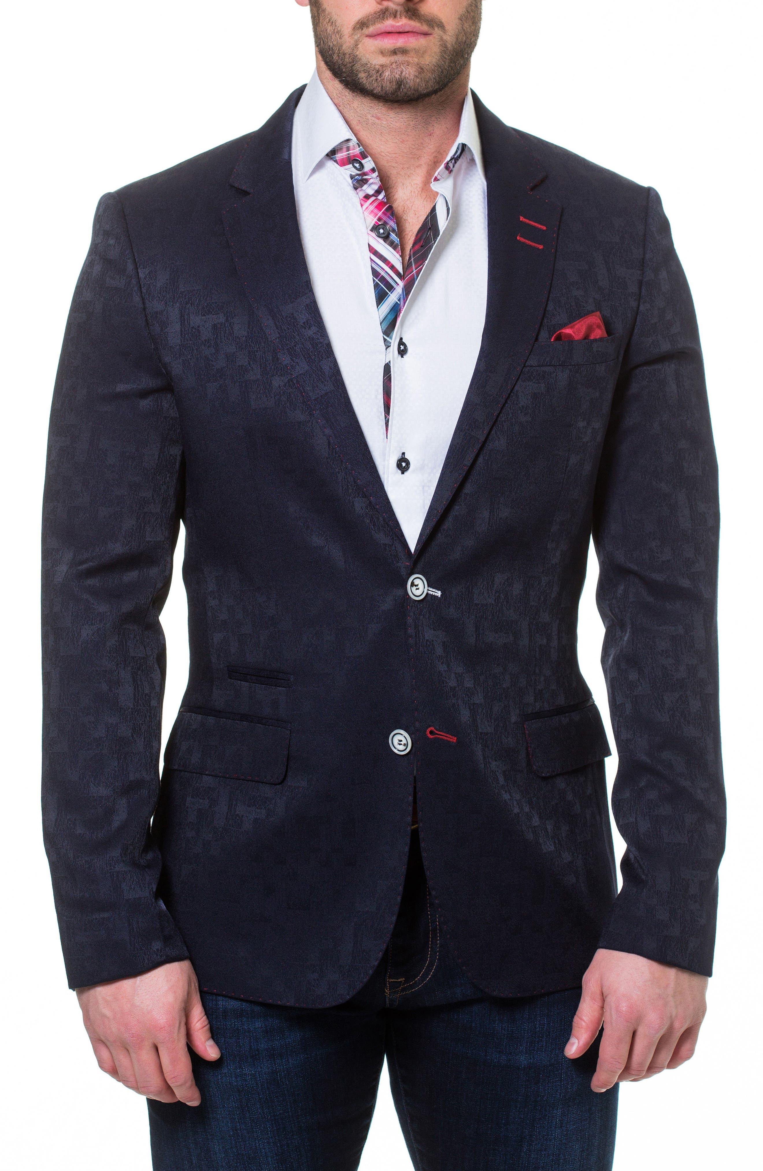 Socrate Sport Coat,                         Main,                         color, 420