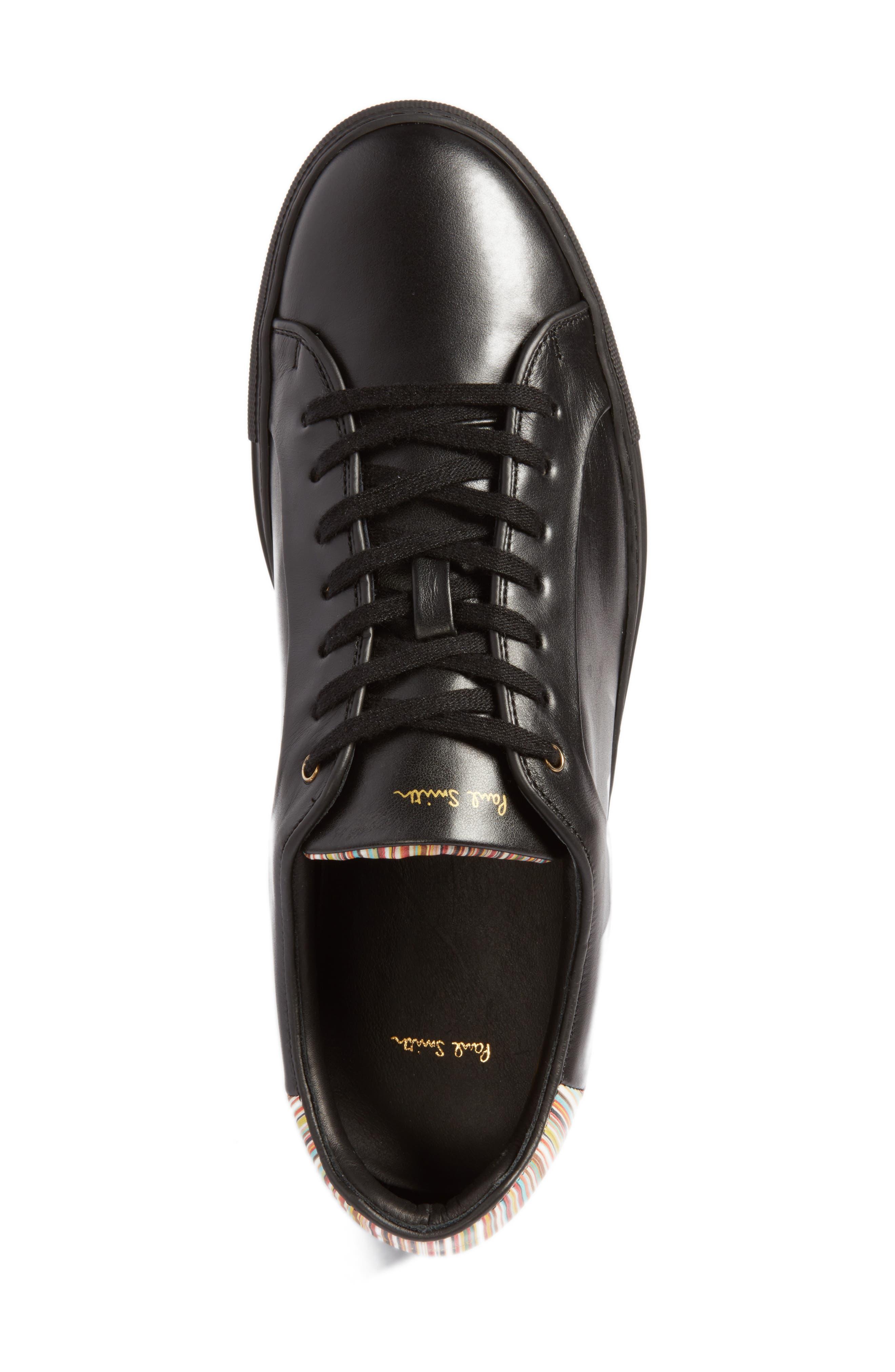 Basso Sneaker,                             Alternate thumbnail 5, color,                             001