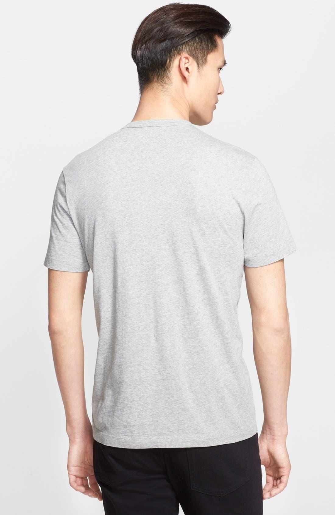 Crewneck Jersey T-Shirt,                             Alternate thumbnail 144, color,