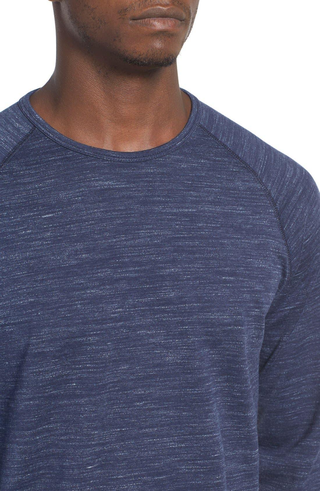 Slim Fit Stripe T-Shirt,                             Alternate thumbnail 28, color,