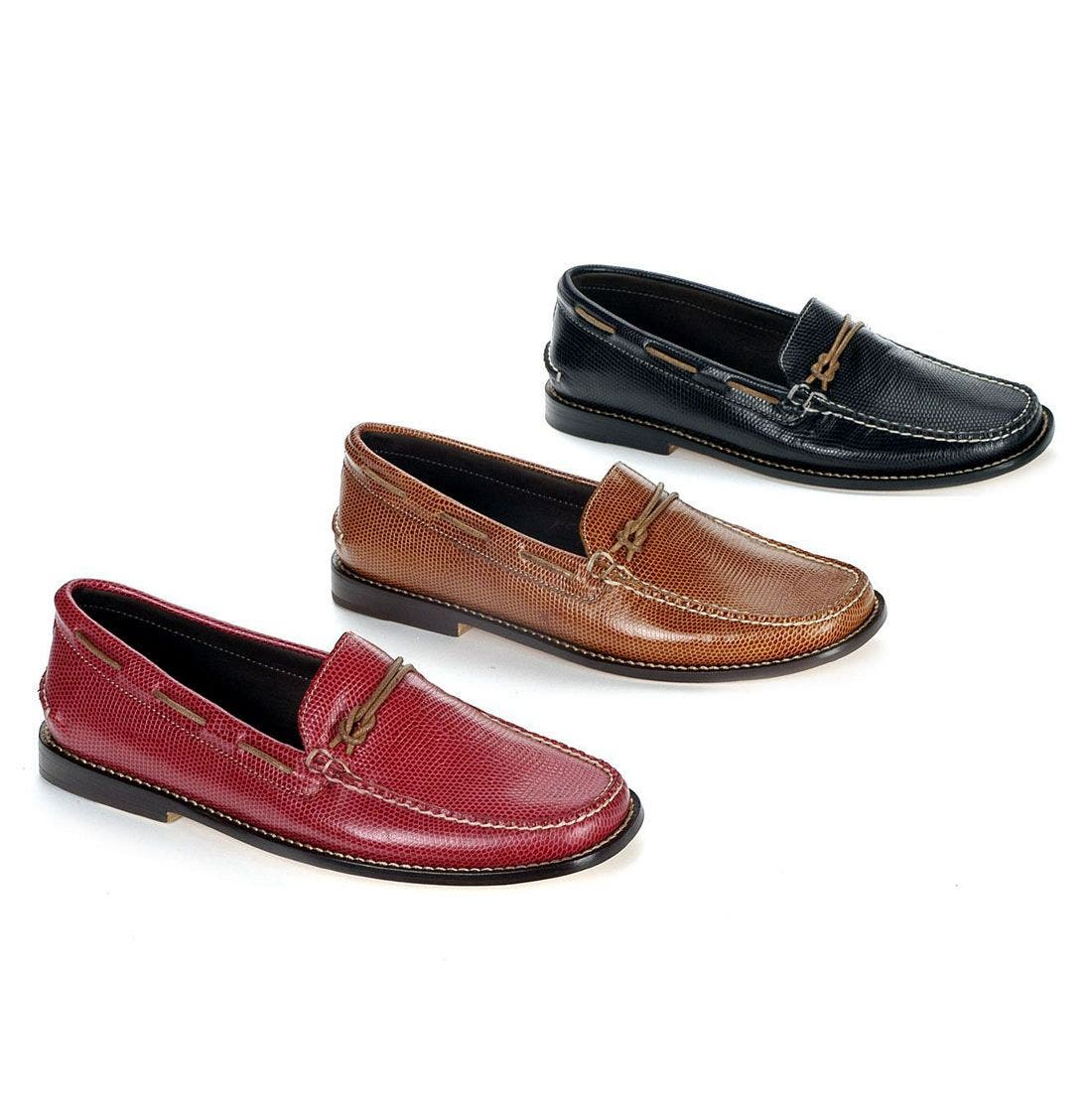 'Mill Valley Footwear Floater 1' Loafer, Main, color, 005