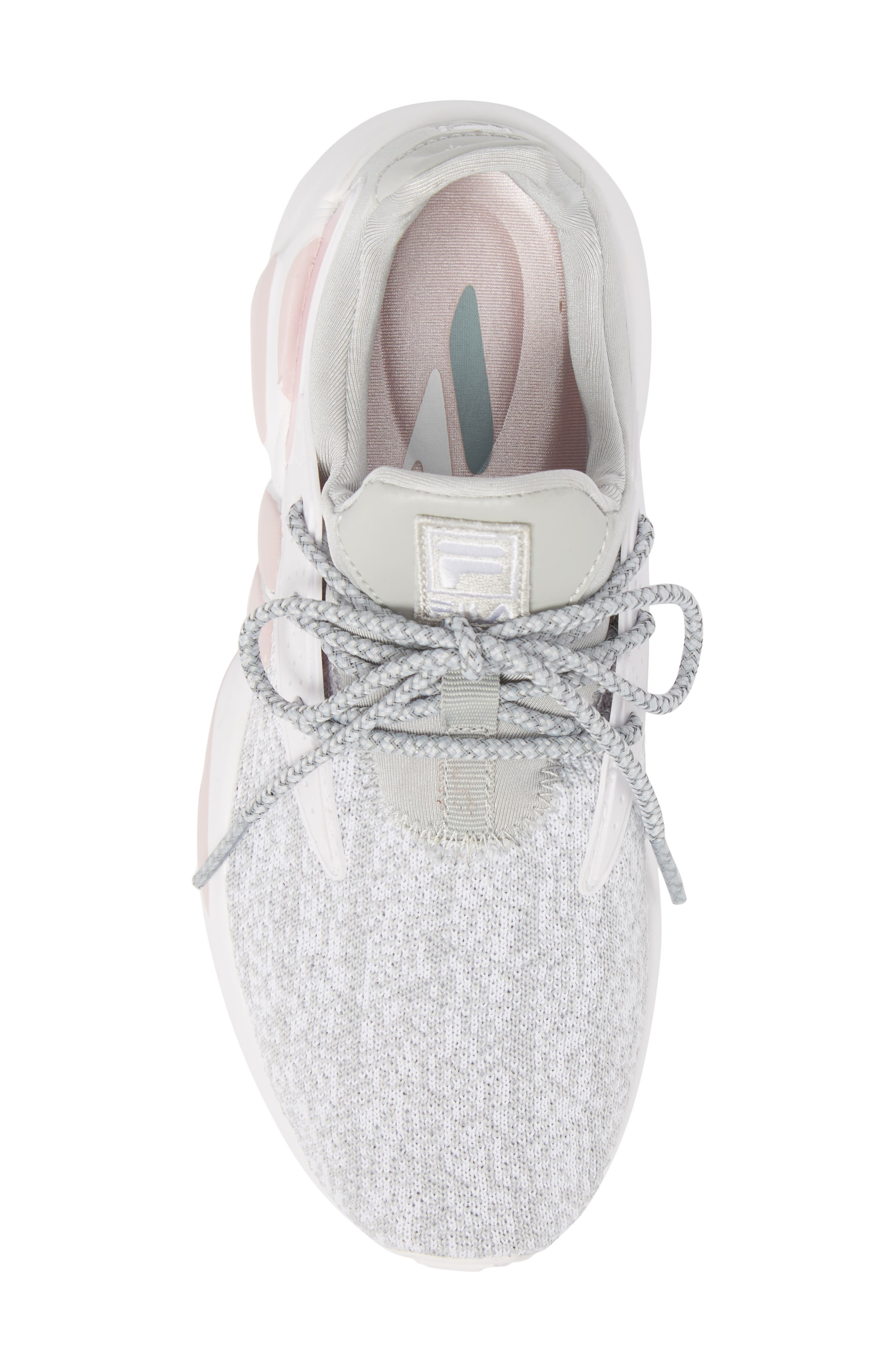 Mindbreaker 2.0 Sneaker,                             Alternate thumbnail 5, color,                             HIGHRISE/ WHITE/ CHALK PINK