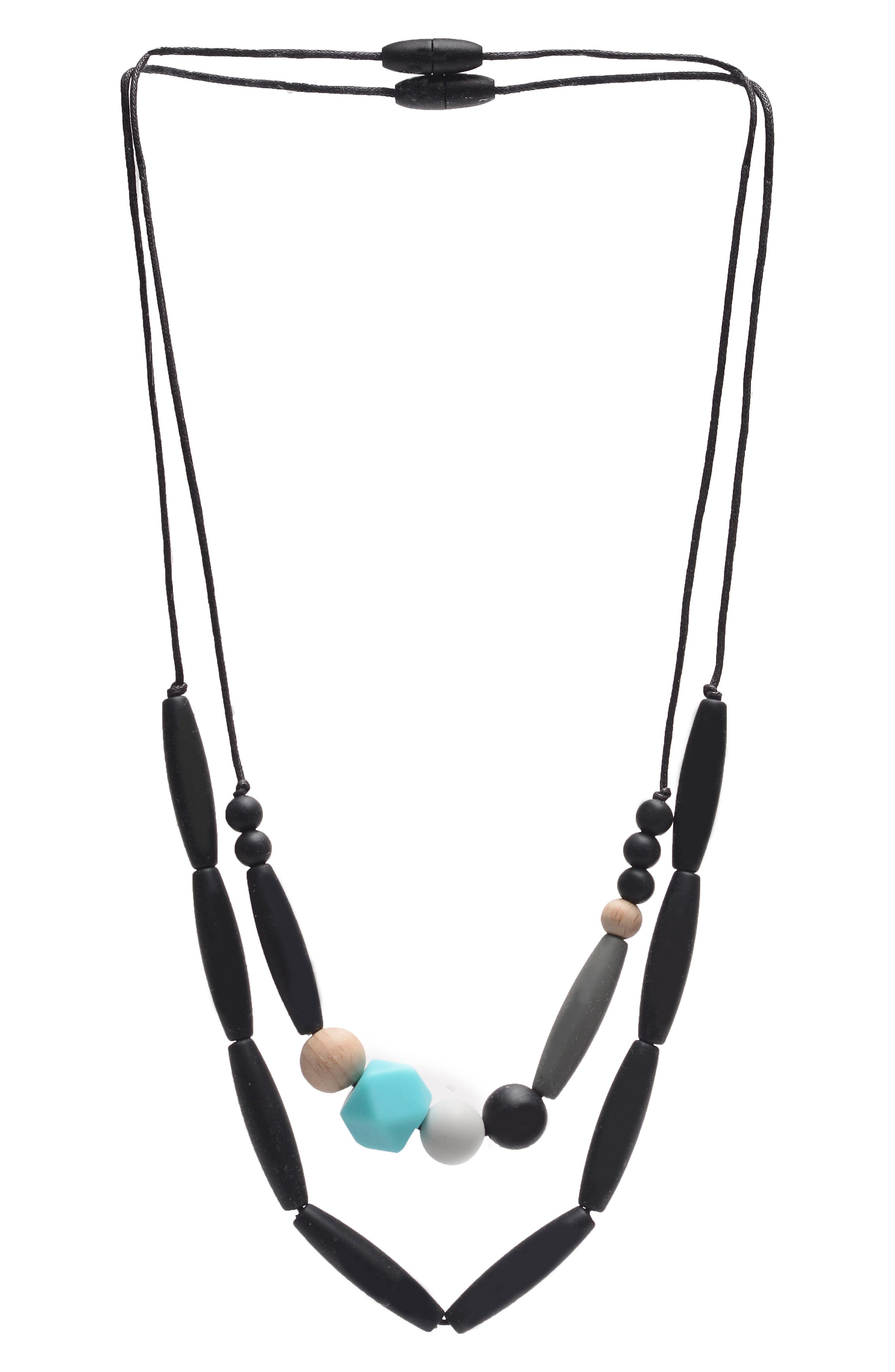 Metropolitan - Brooklyn Collection Teether Necklace,                             Main thumbnail 1, color,