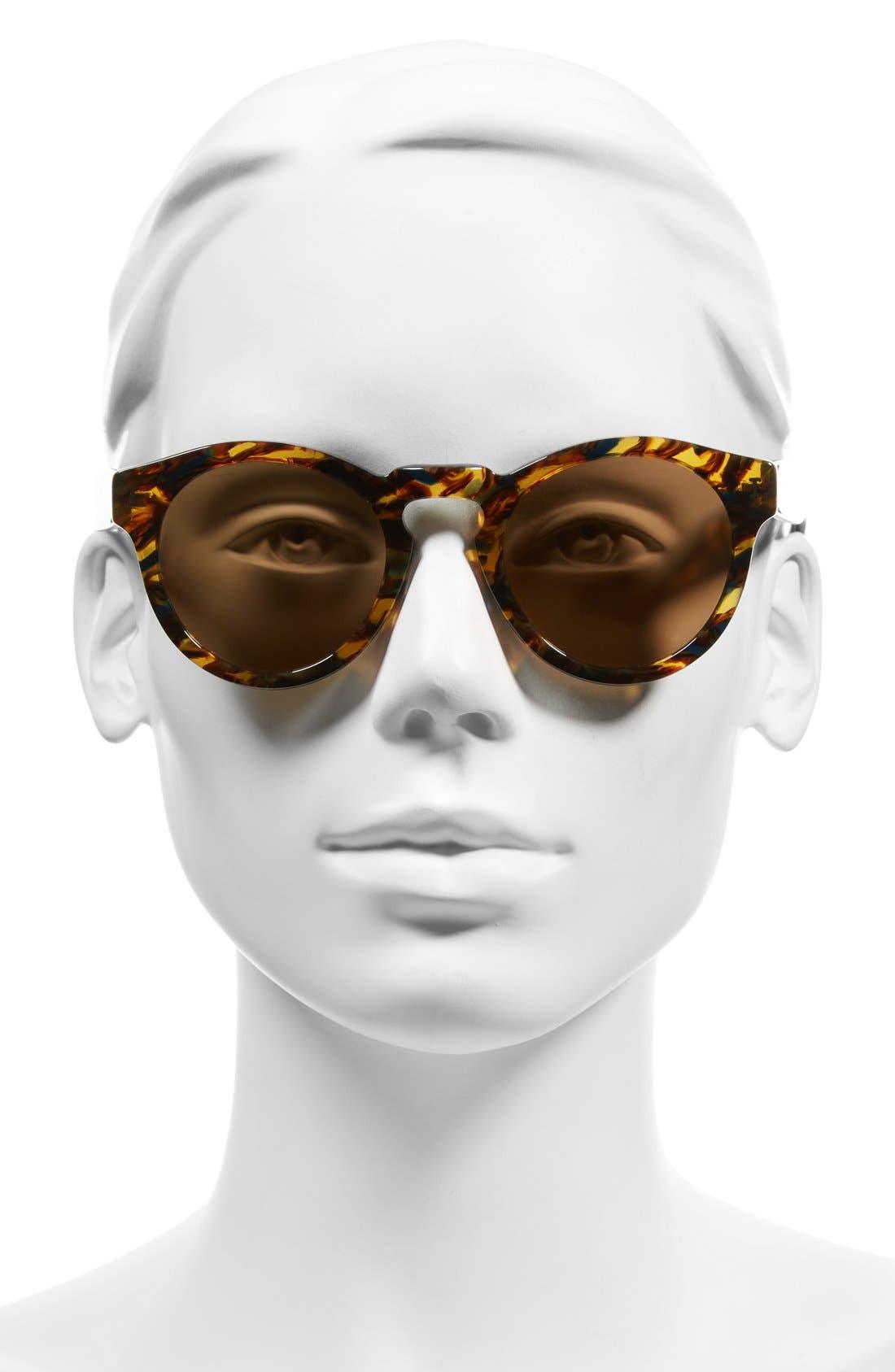 'Leonard' 47mm Sunglasses,                             Alternate thumbnail 130, color,