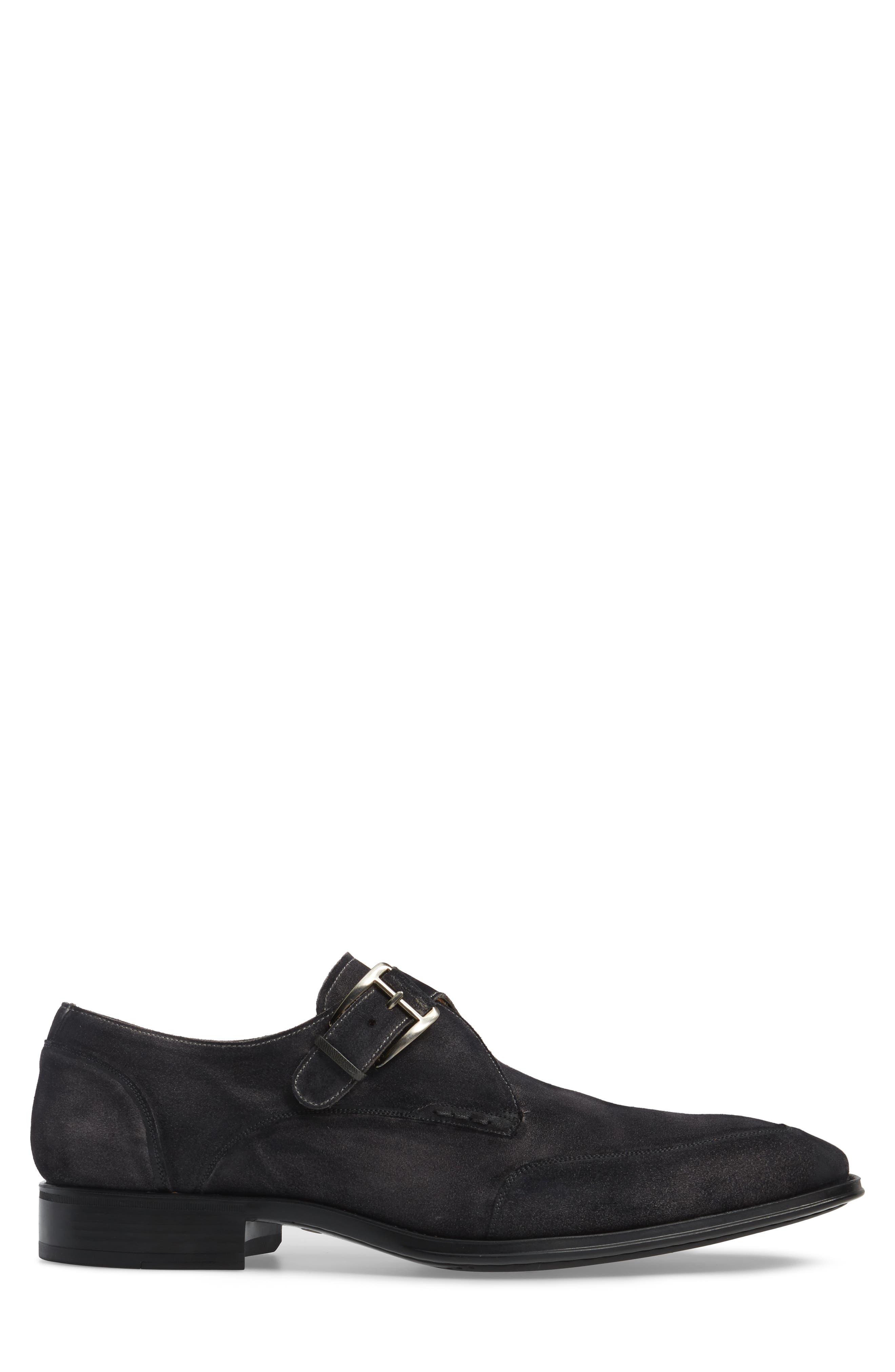 Baza Monk Strap Shoe,                             Alternate thumbnail 3, color,                             020
