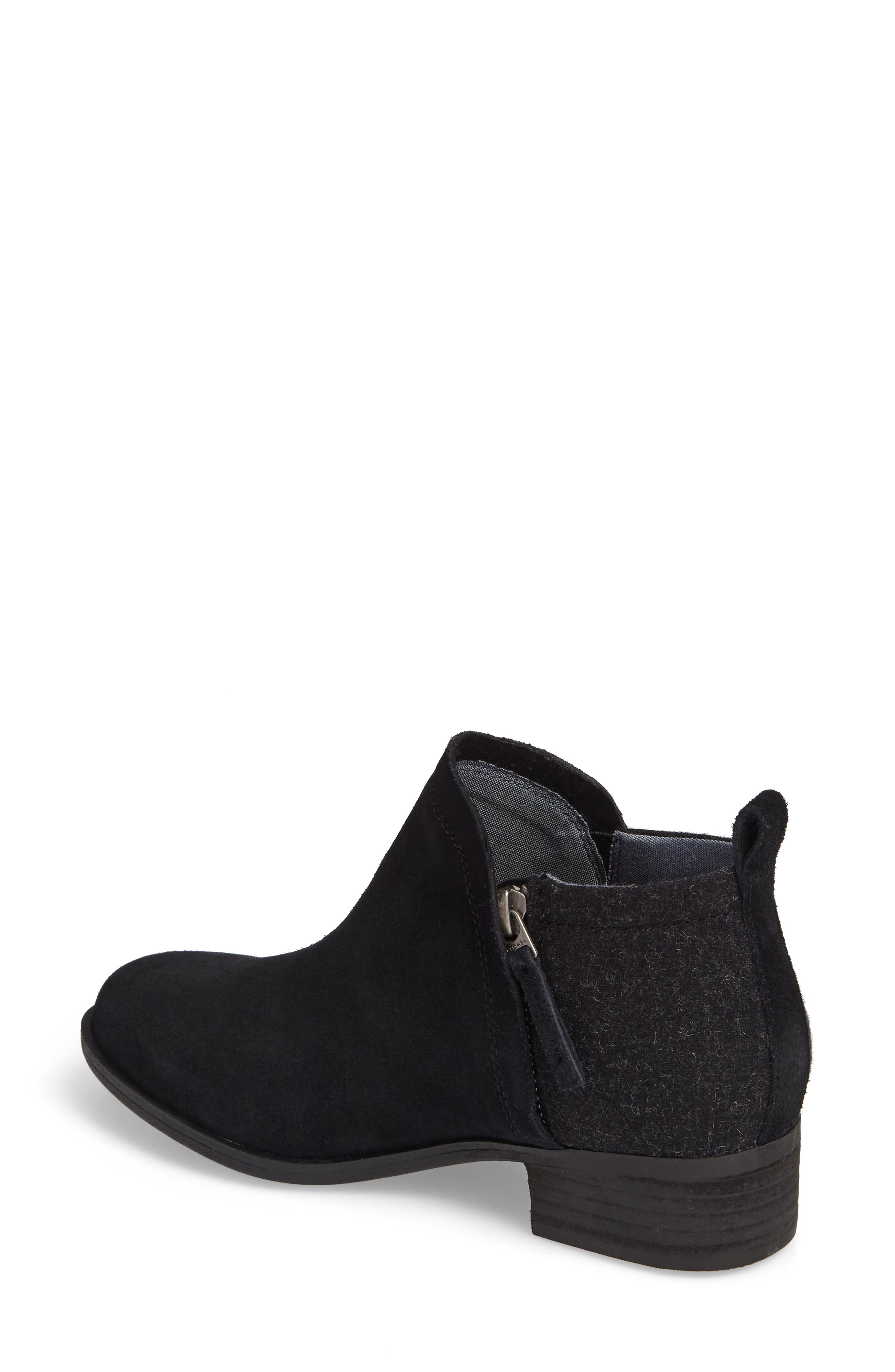Deia Zip Bootie,                             Alternate thumbnail 12, color,