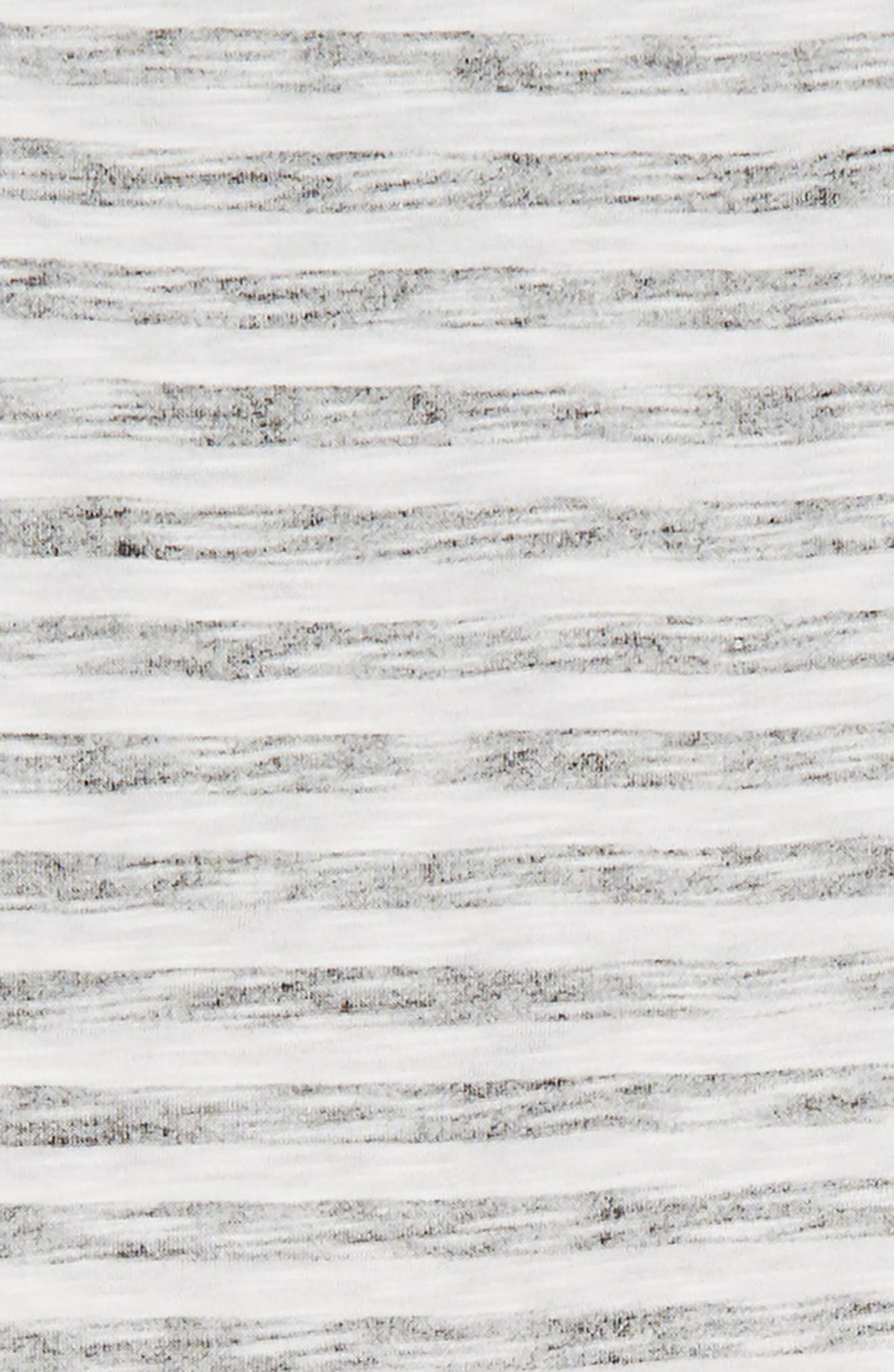 SPLENDID,                             Reverse Stripe Raglan Shirt & Sweatpants Set,                             Alternate thumbnail 2, color,                             001