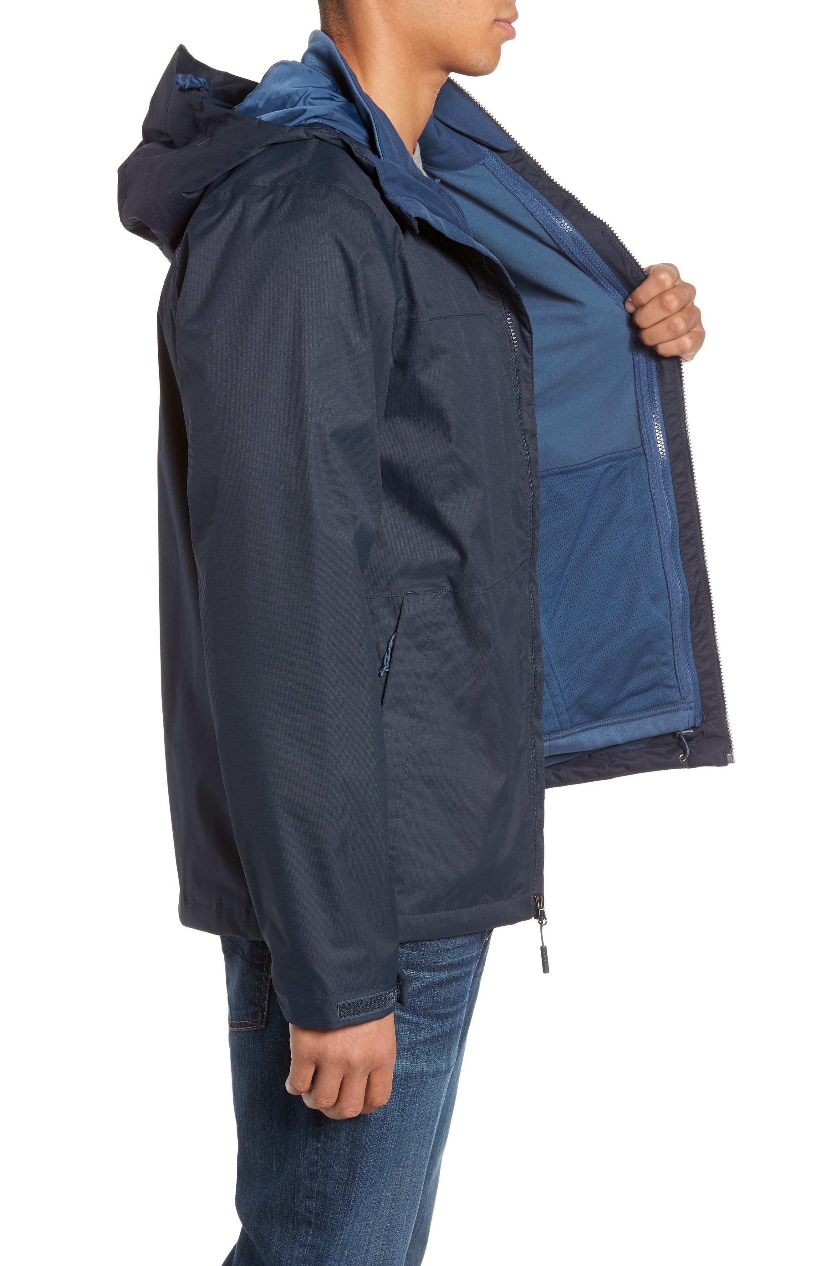 'Arrowood' TriClimate<sup>®</sup> 3-in-1 Jacket,                             Alternate thumbnail 28, color,