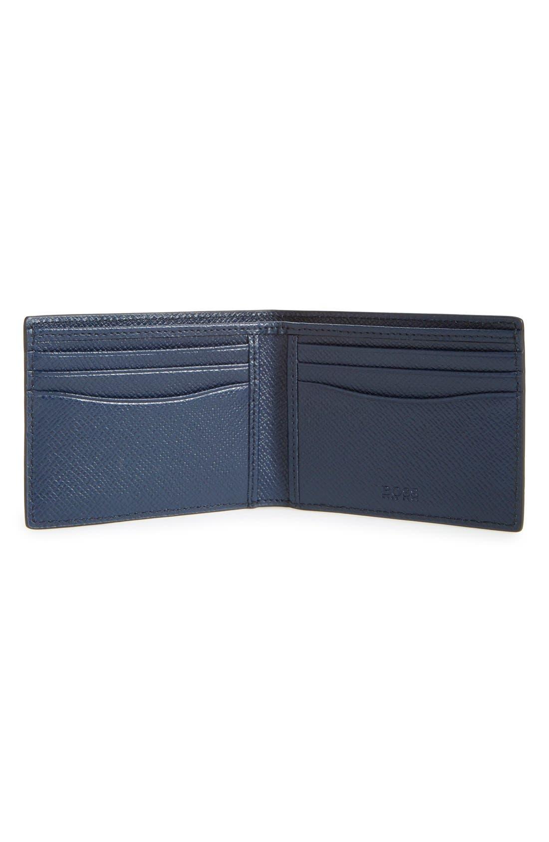 'Signature' Bifold Wallet,                             Alternate thumbnail 11, color,