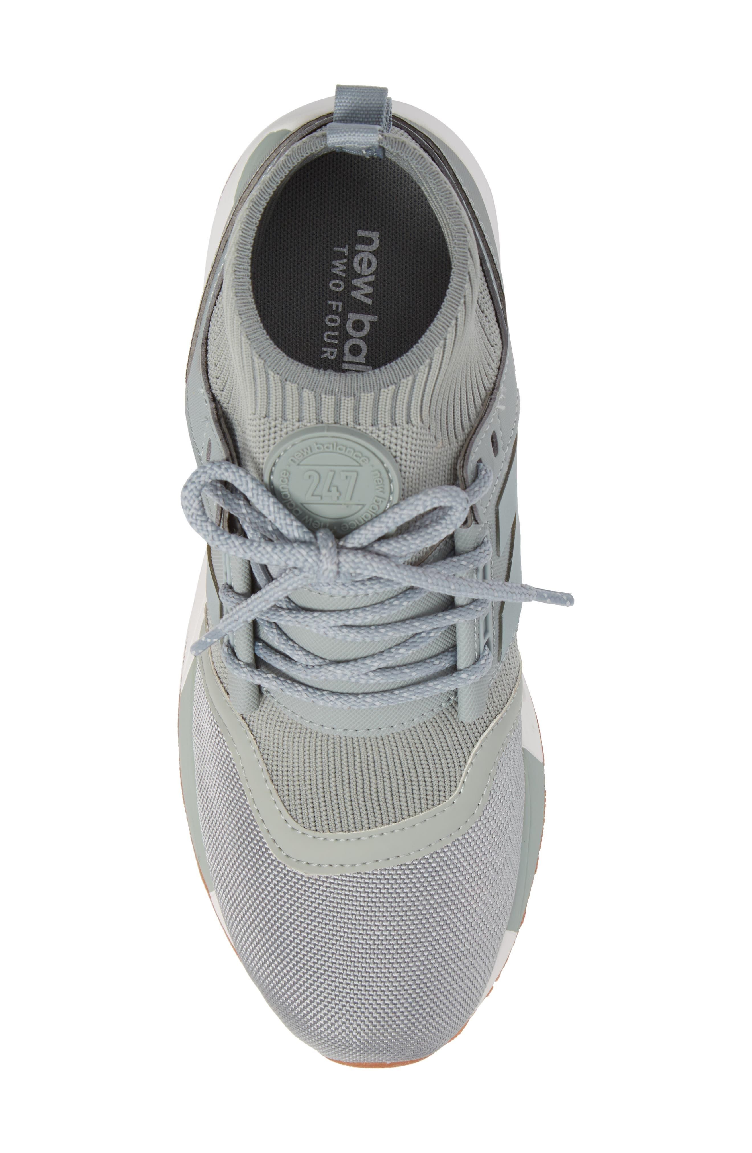 247 Mid Sneaker,                             Alternate thumbnail 18, color,