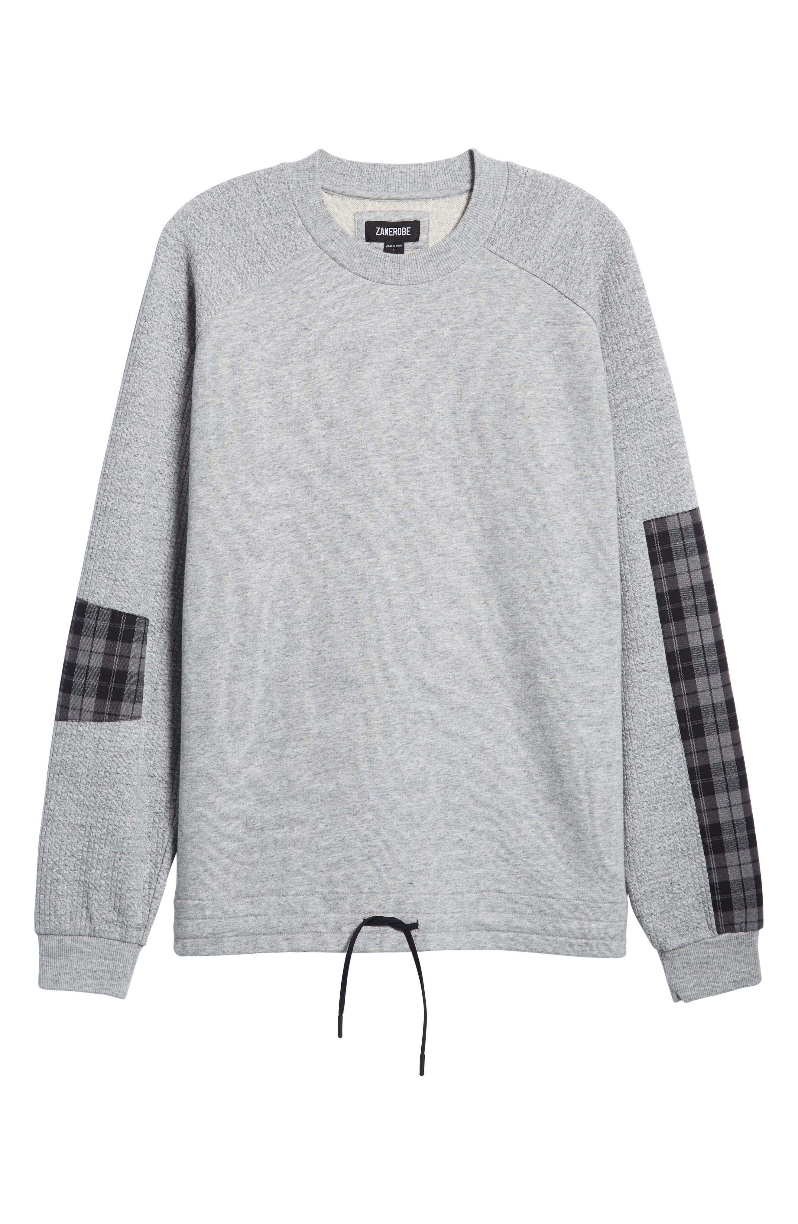 Media Rugger Sweatshirt,                             Alternate thumbnail 6, color,                             030