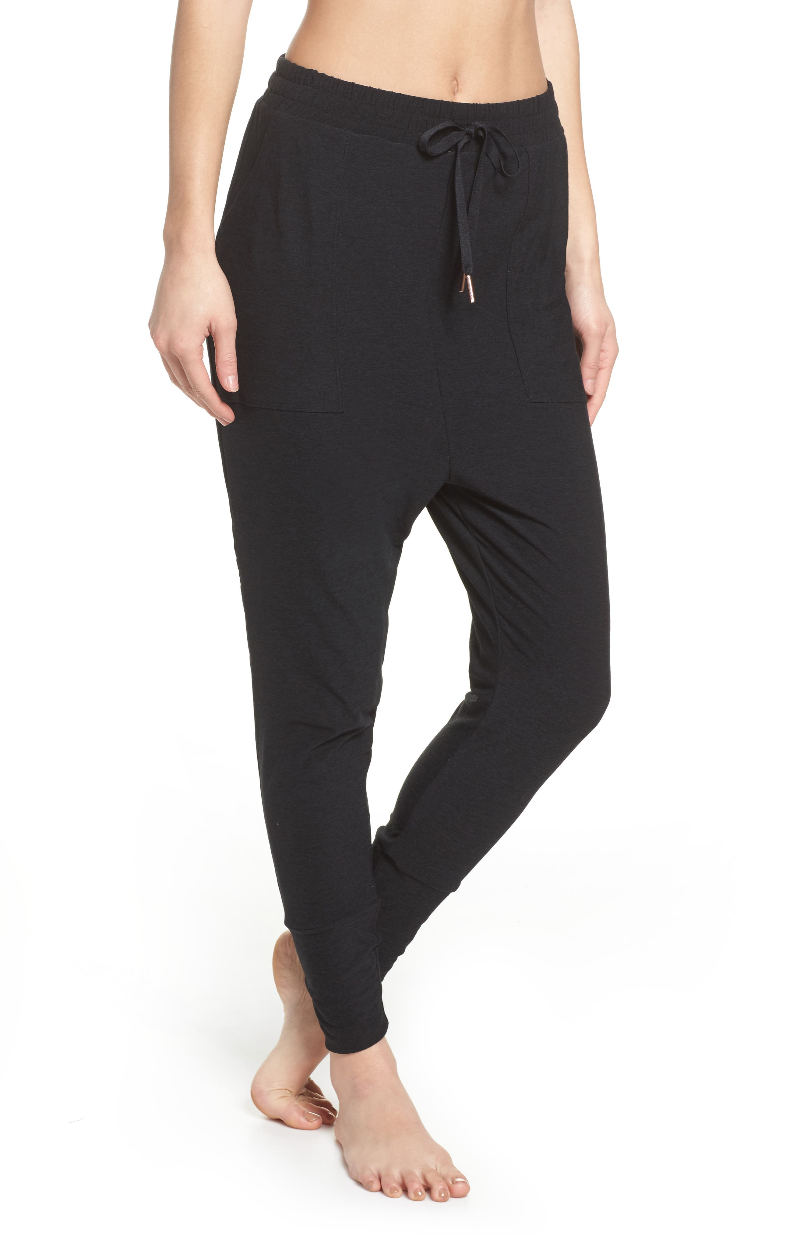 Weekend Traveler Midi Sweatpants,                             Main thumbnail 2, color,
