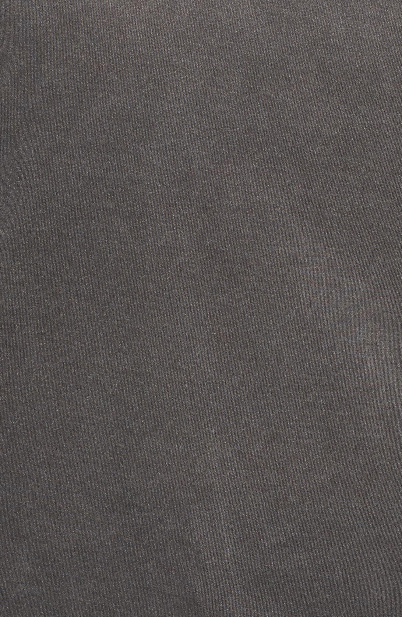 Dolman Sleeve Top,                             Alternate thumbnail 5, color,                             001