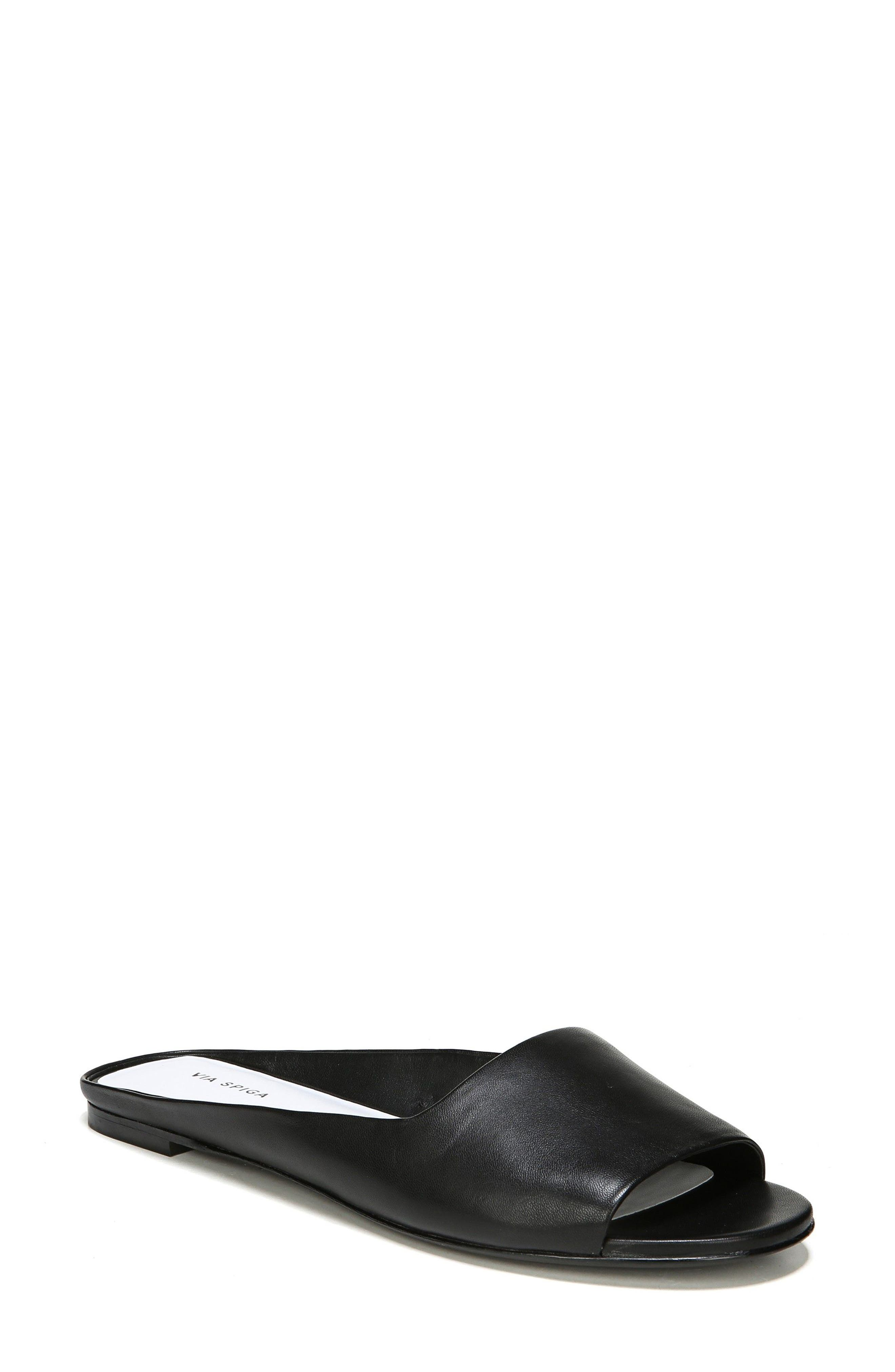 Hana Slide Sandal,                         Main,                         color, 003