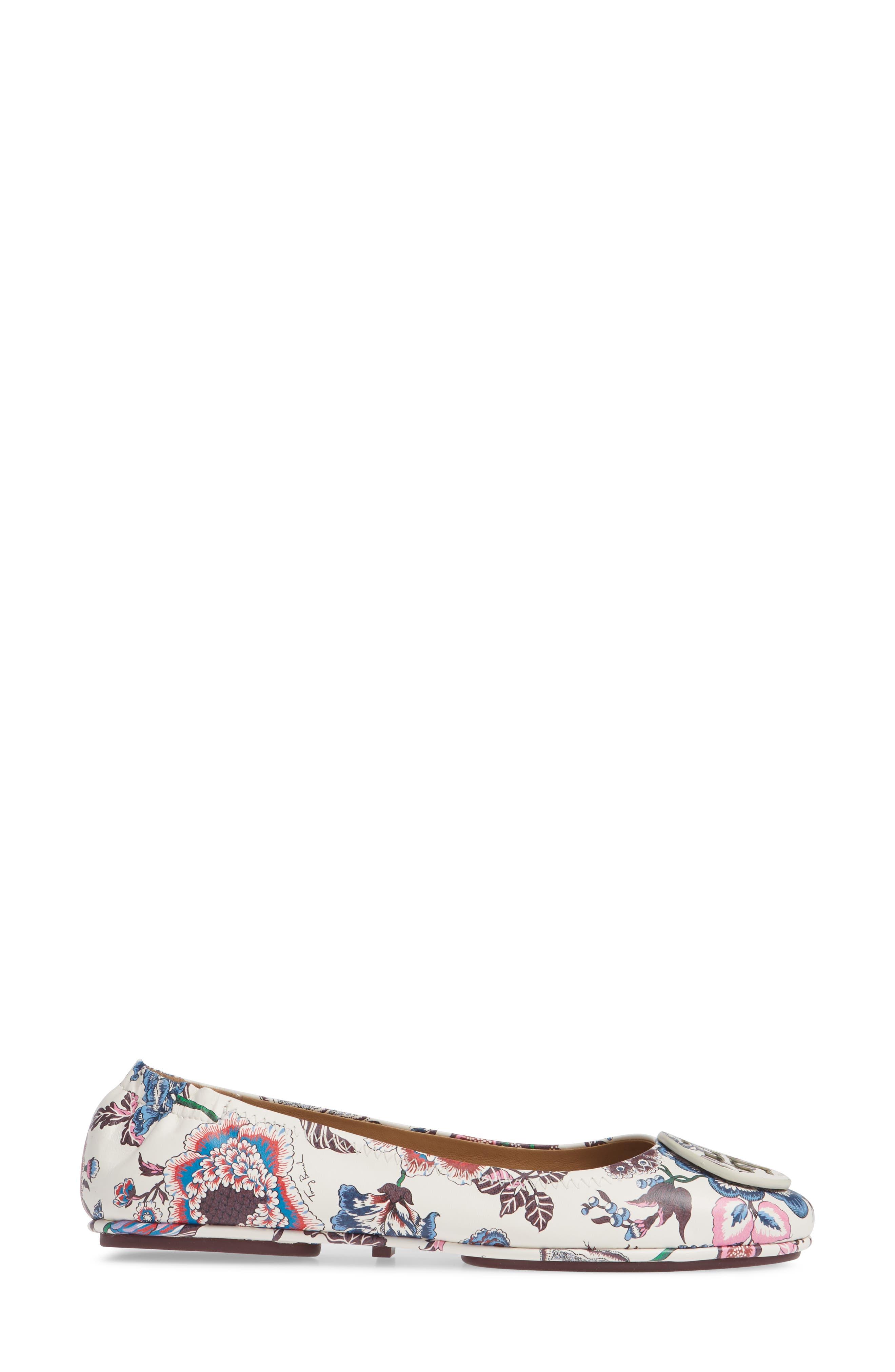 'Minnie' Travel Ballet Flat,                             Alternate thumbnail 143, color,