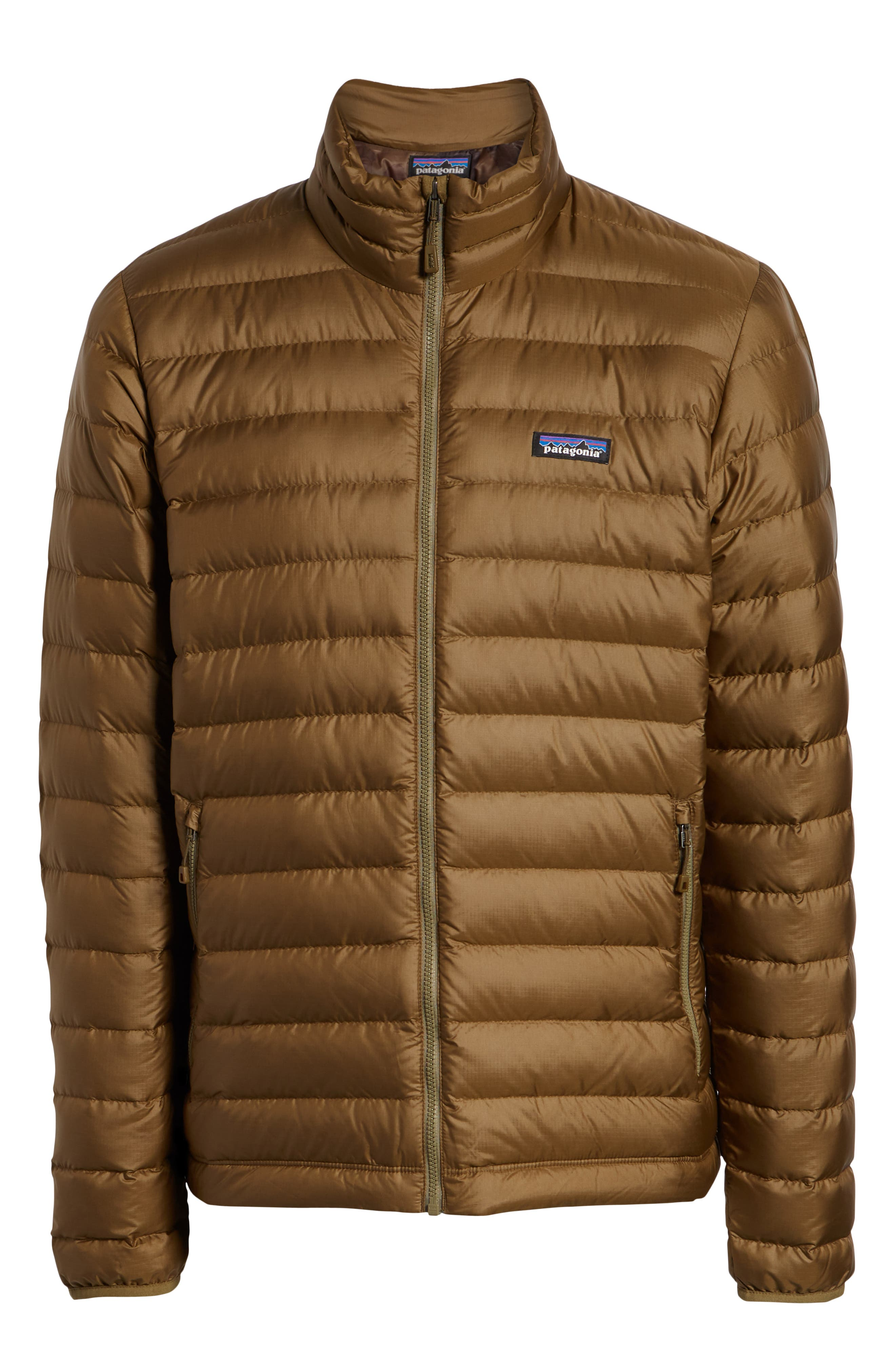 Water Repellent Down Jacket,                             Alternate thumbnail 82, color,