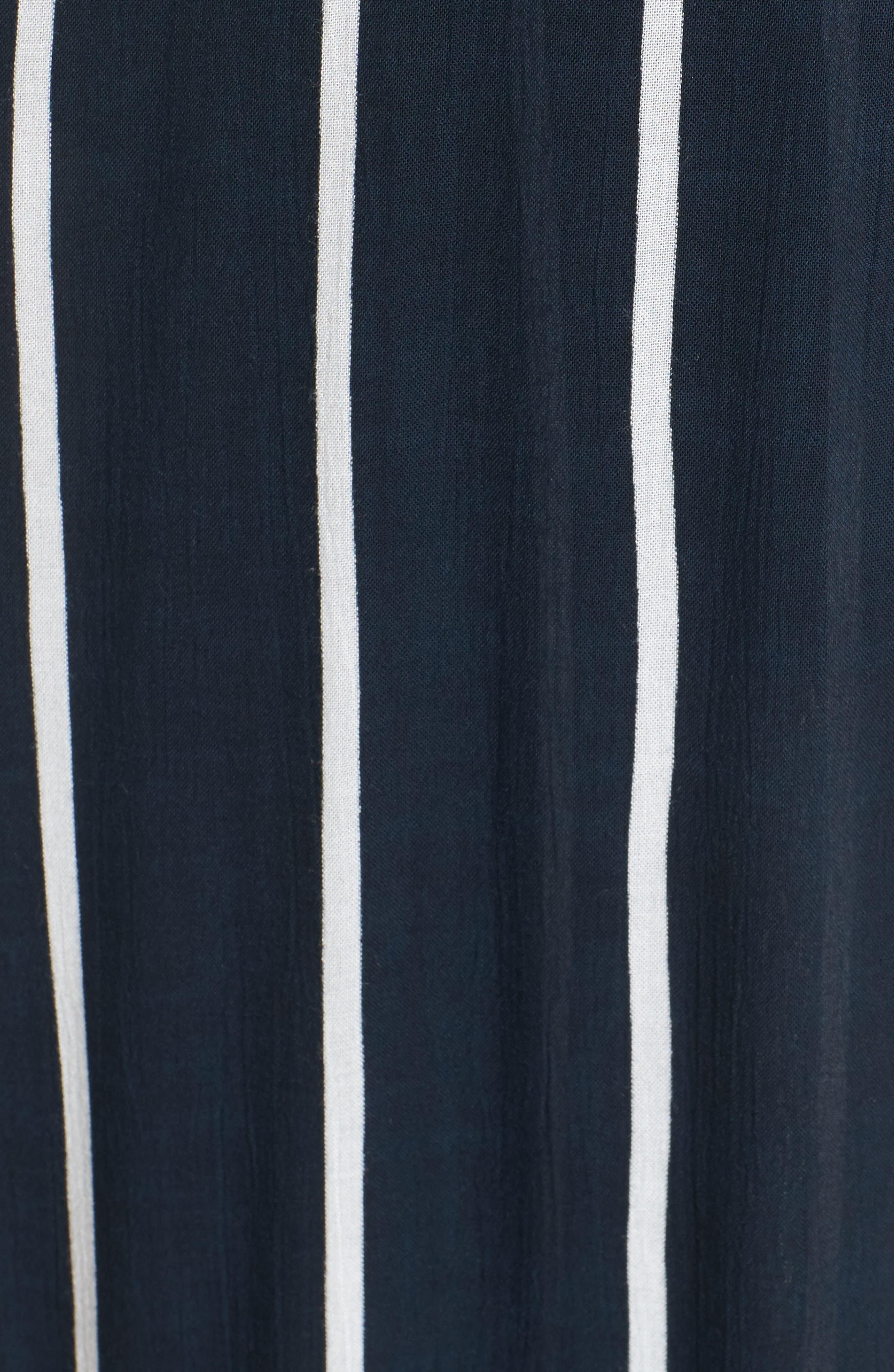 Amour Wrap Dress,                             Alternate thumbnail 5, color,                             400