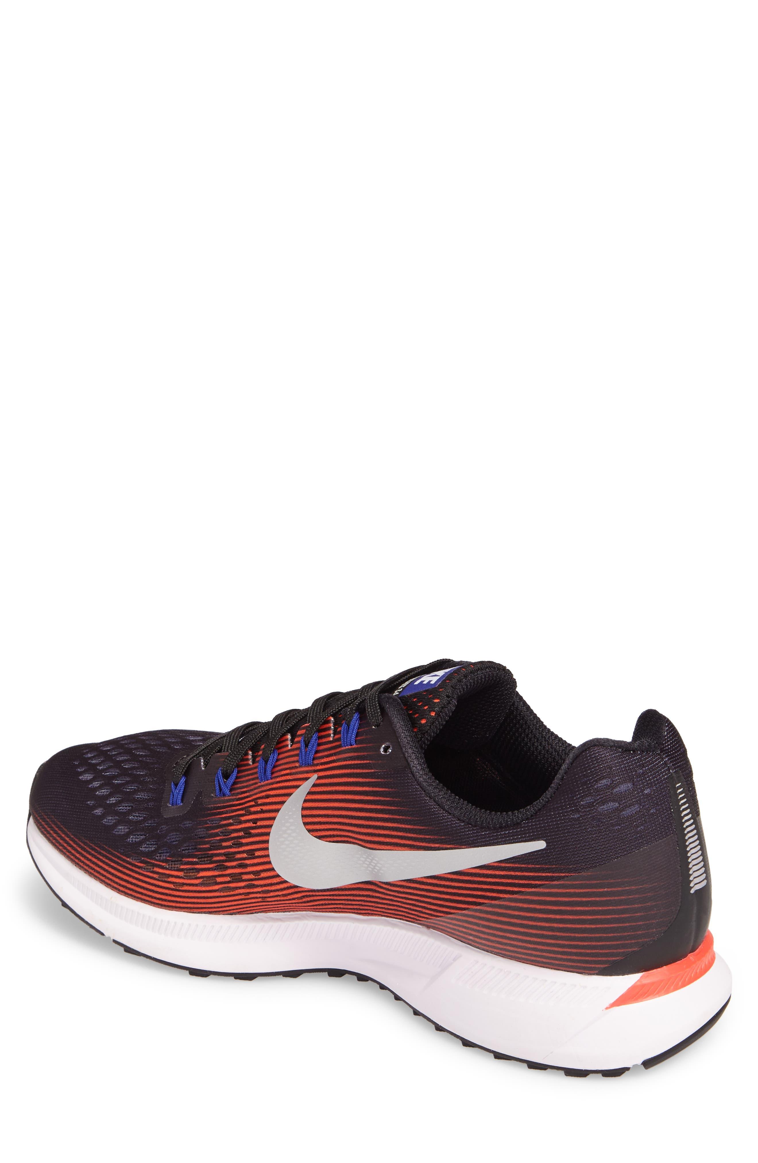 Air Zoom Pegasus 34 Sneaker,                             Alternate thumbnail 19, color,