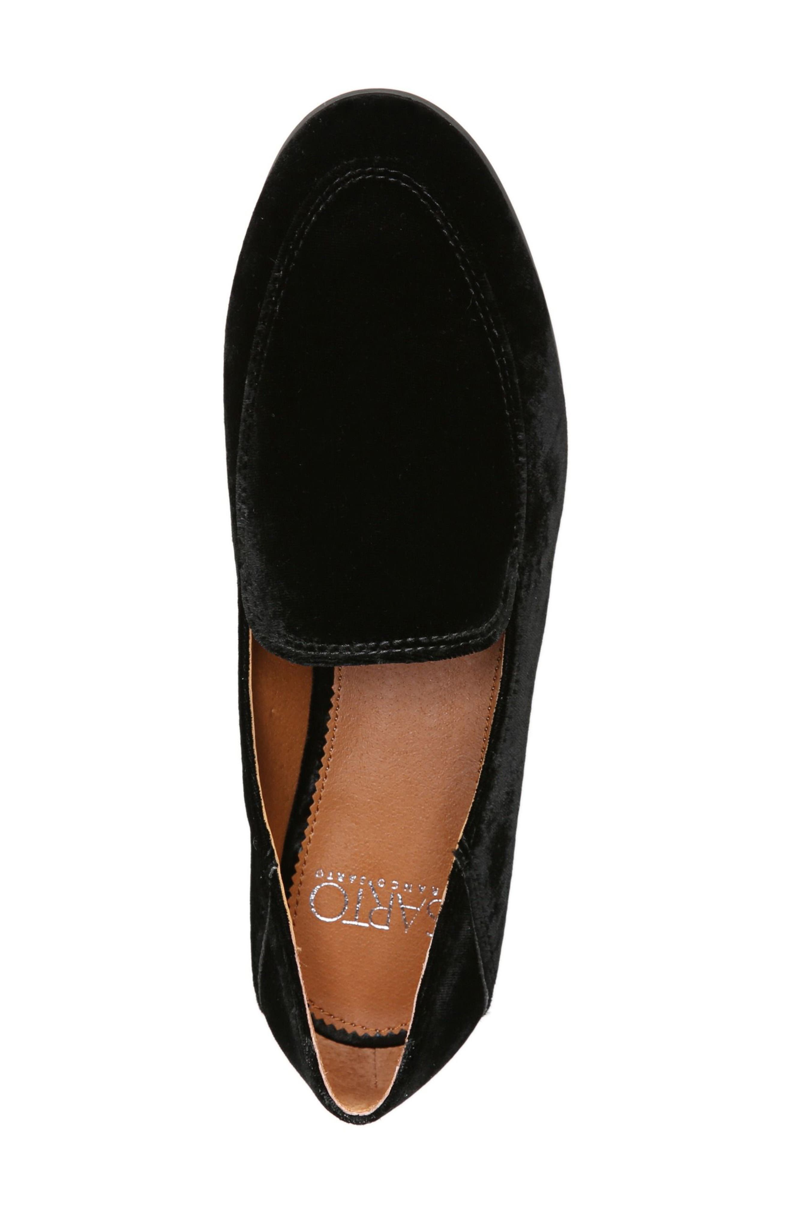SARTO BY FRANCO SARTO,                             Kristen Loafer,                             Alternate thumbnail 5, color,                             001