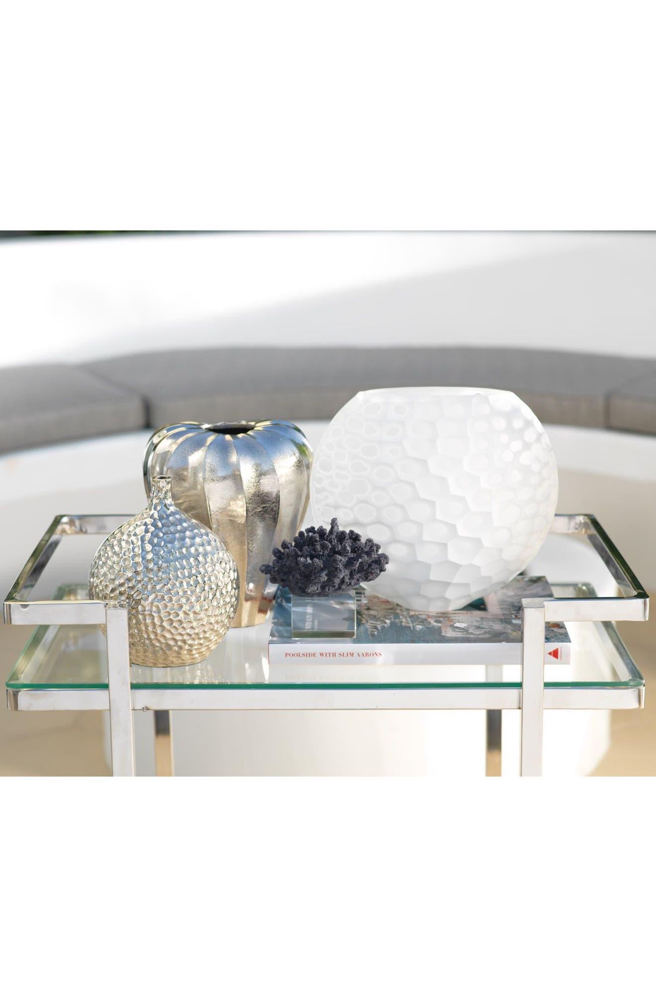 Kenji Glass Vase,                             Alternate thumbnail 2, color,                             100